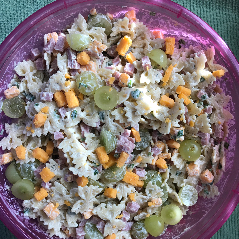 Allison's Pasta Salad Alhoward