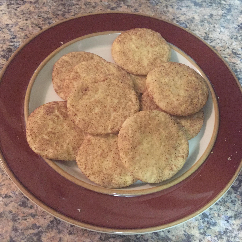 Grandma Ruth's Snickerdoodle Cookies