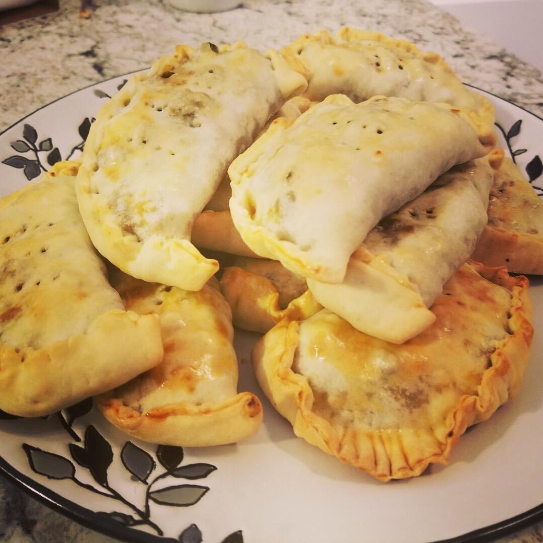 Argentine Meat Empanadas TNTSk8r