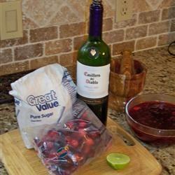 Jalapeno Cranberry Sauce