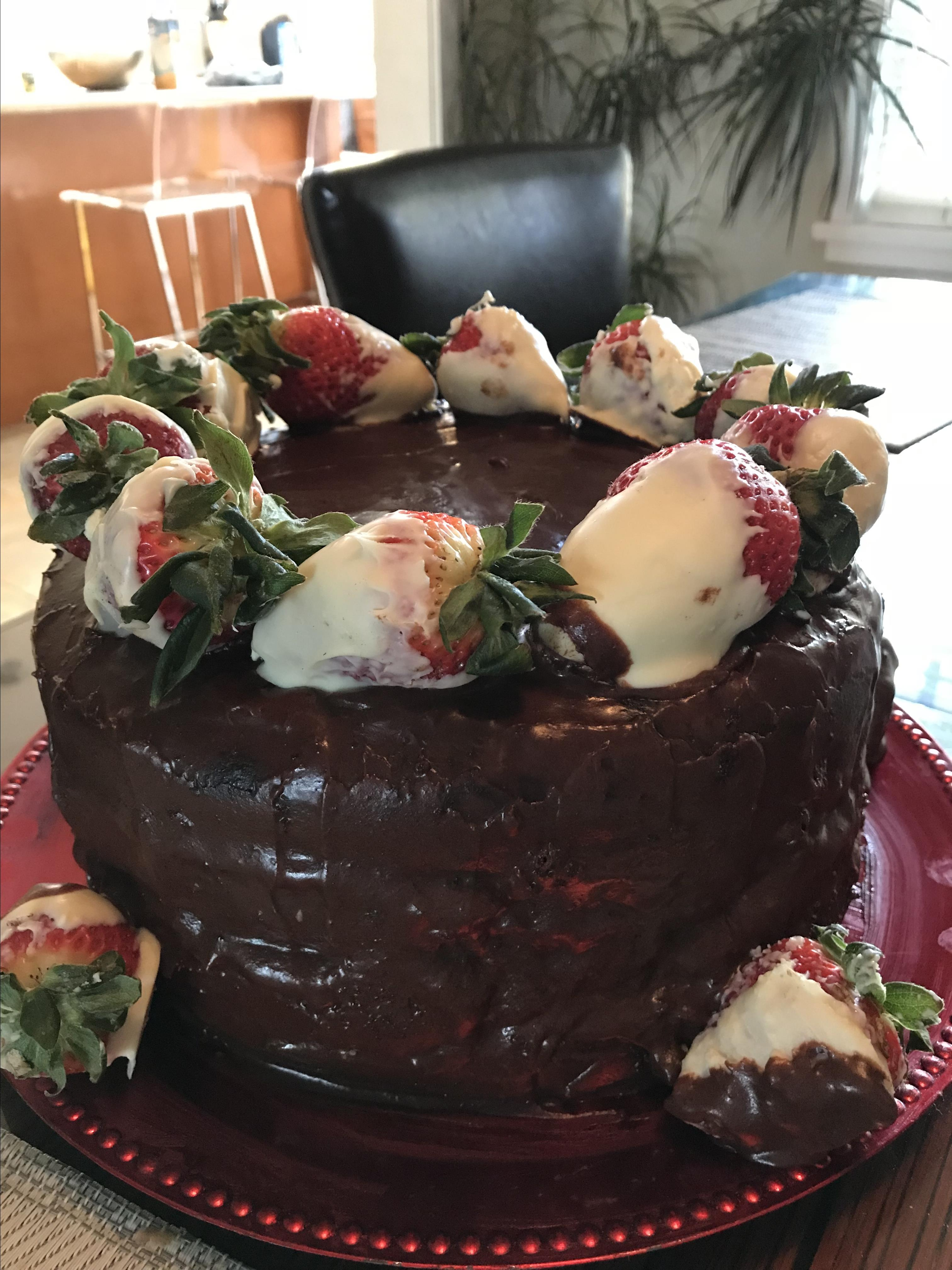 Chocolate Cake V rosie