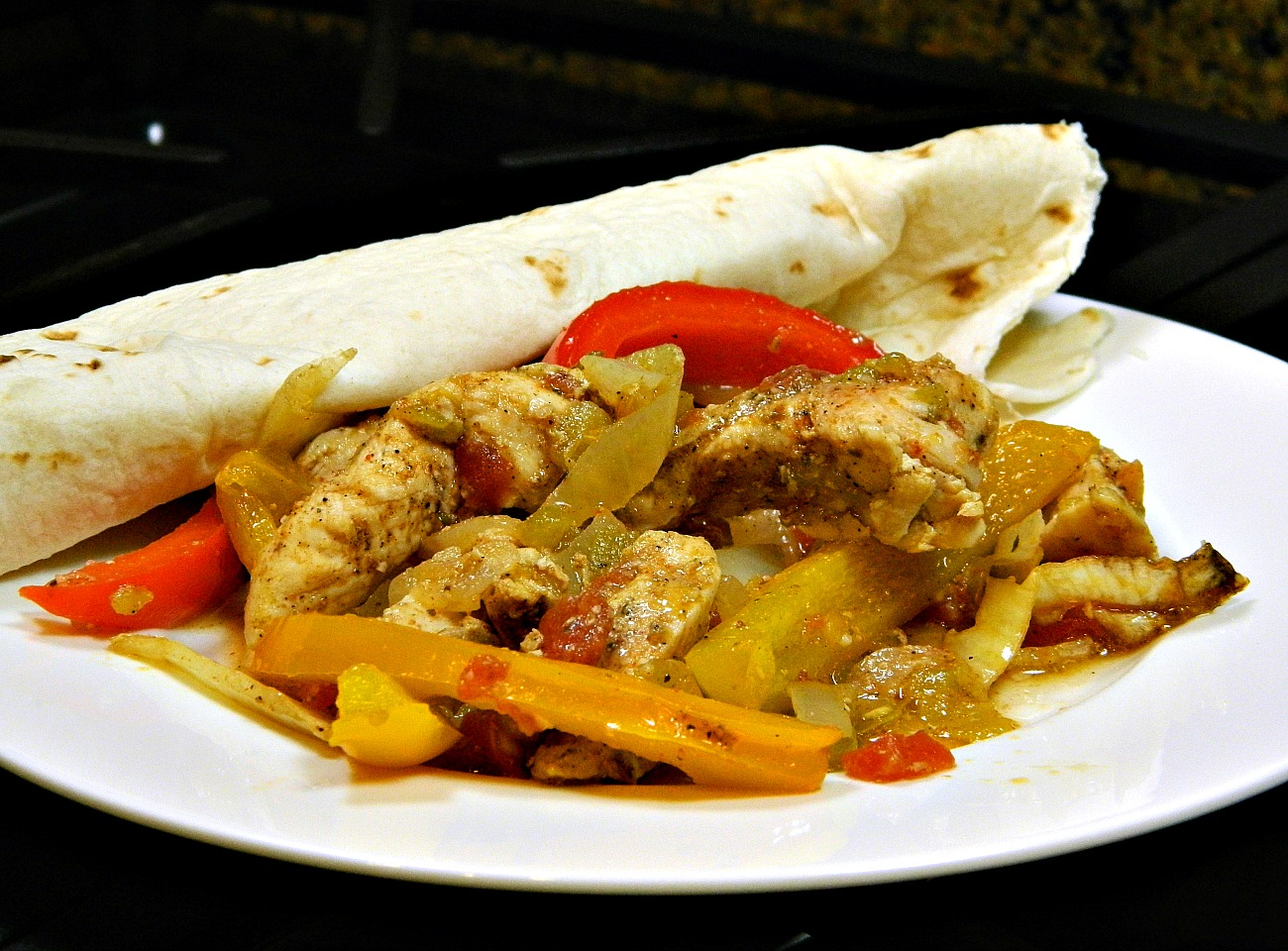 Quick and Easy Baked Chicken Fajitas Marianne