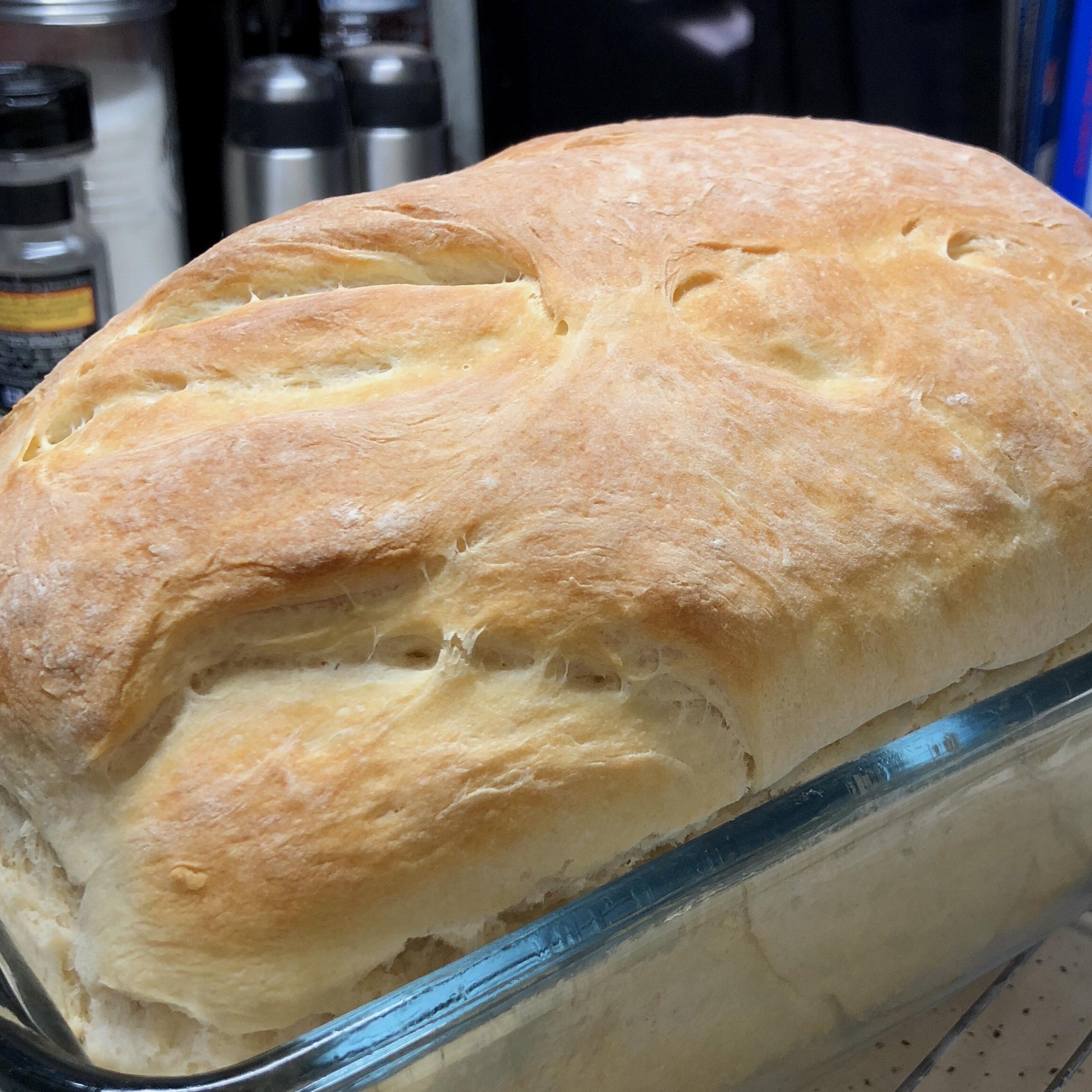 Crusty White Bread kenman