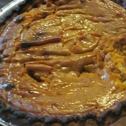 Pumpkin Pie III Amber