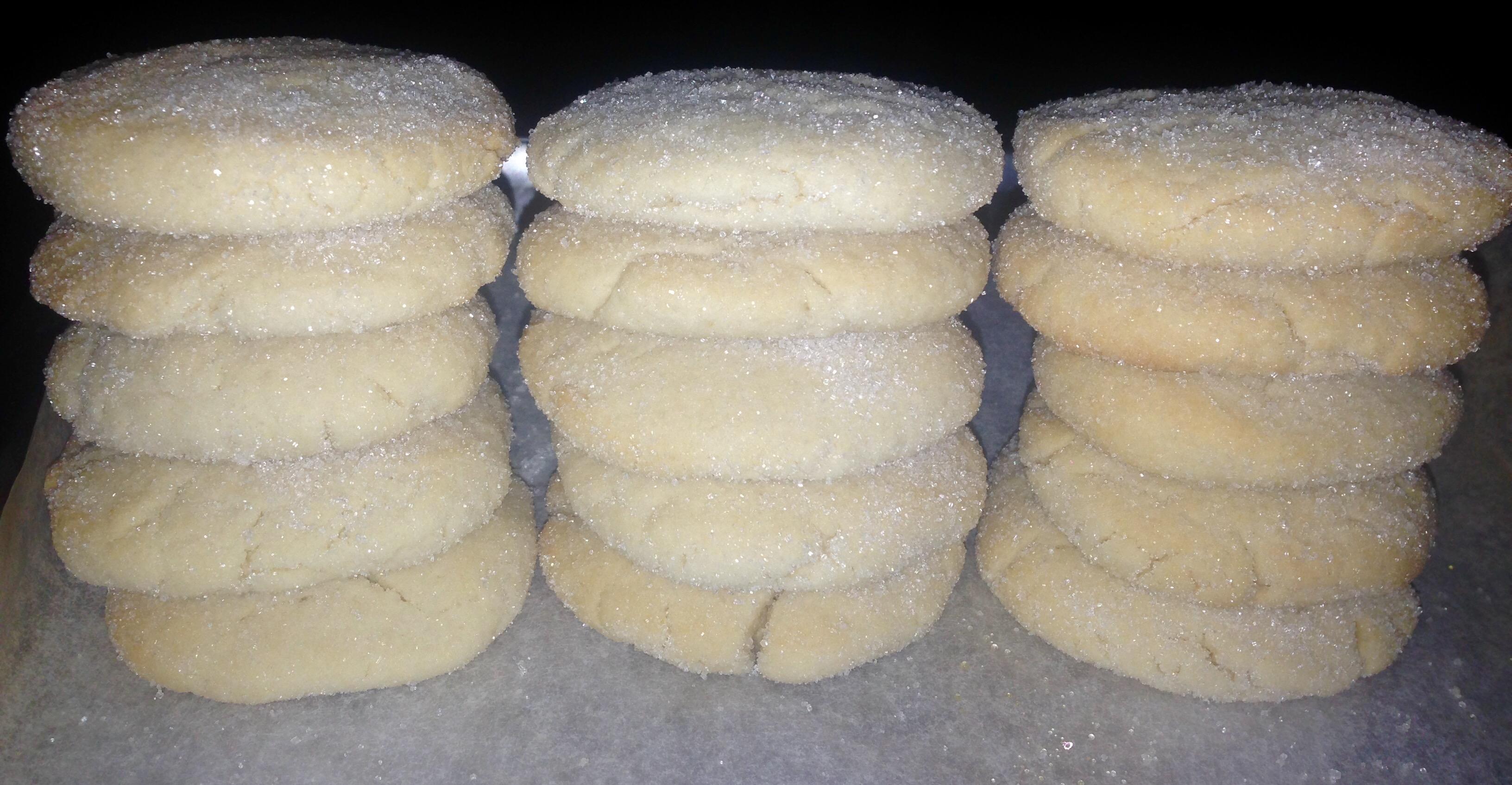 Refrigerator Cookies III eybee
