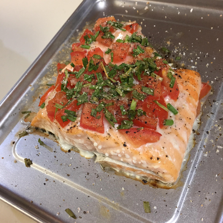 Best Salmon Bake