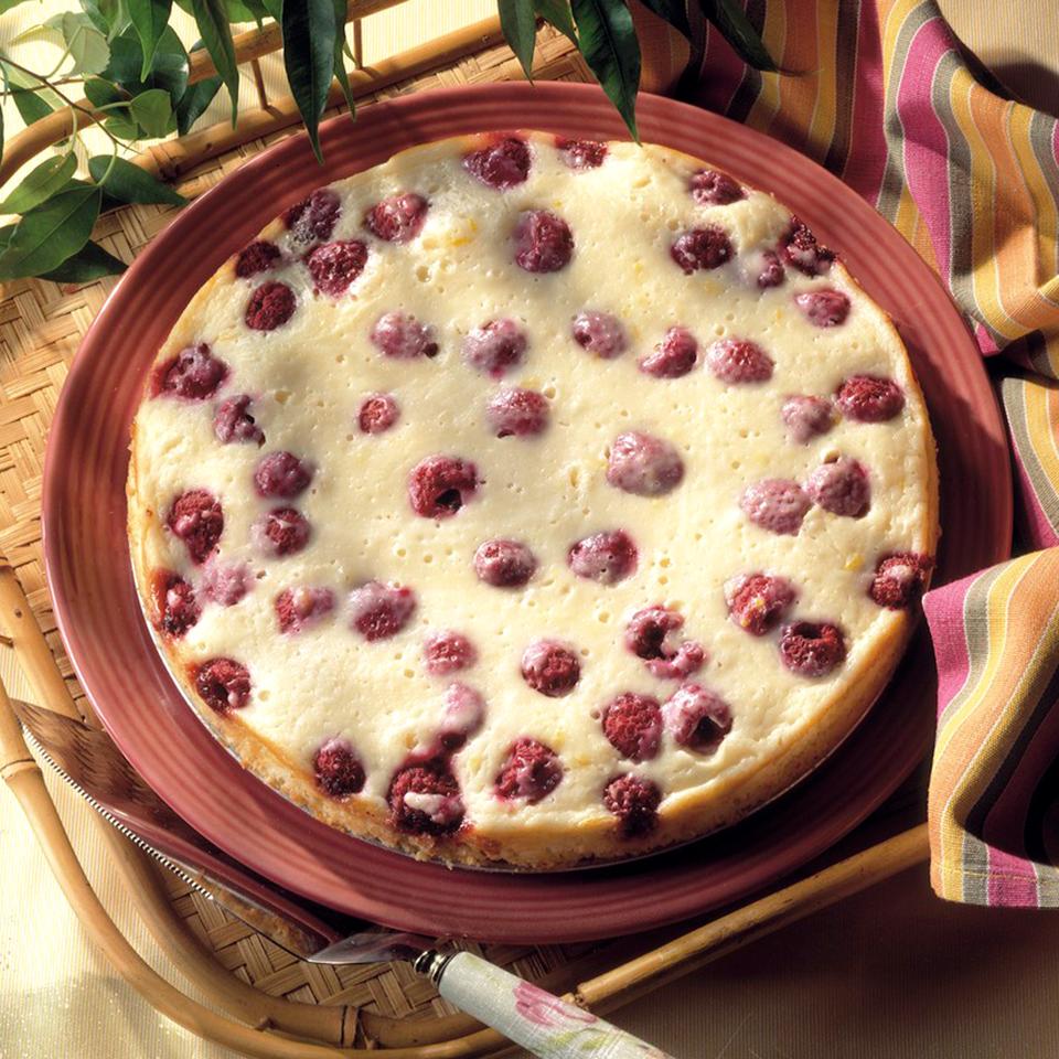 Raspberry Cake Trusted Brands