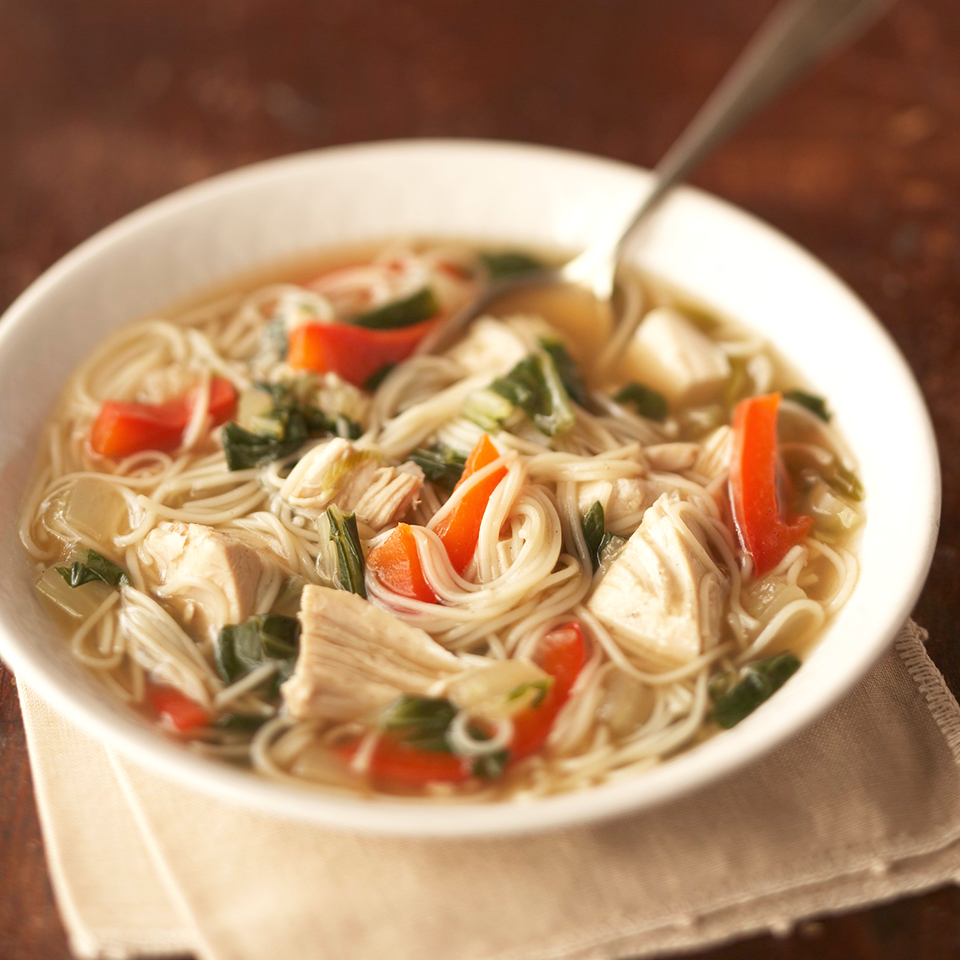 5-Spice Chicken Noodle Soup Trusted Brands