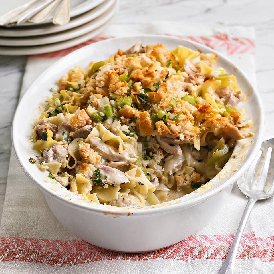 Chicken-Noodle Casserole Trusted Brands