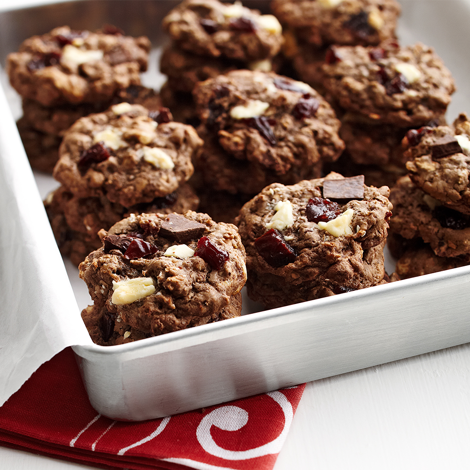 Chocolate Chunk Cherry Cookies Diabetic Living Magazine