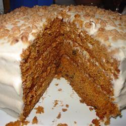 Pumpkin Cake III