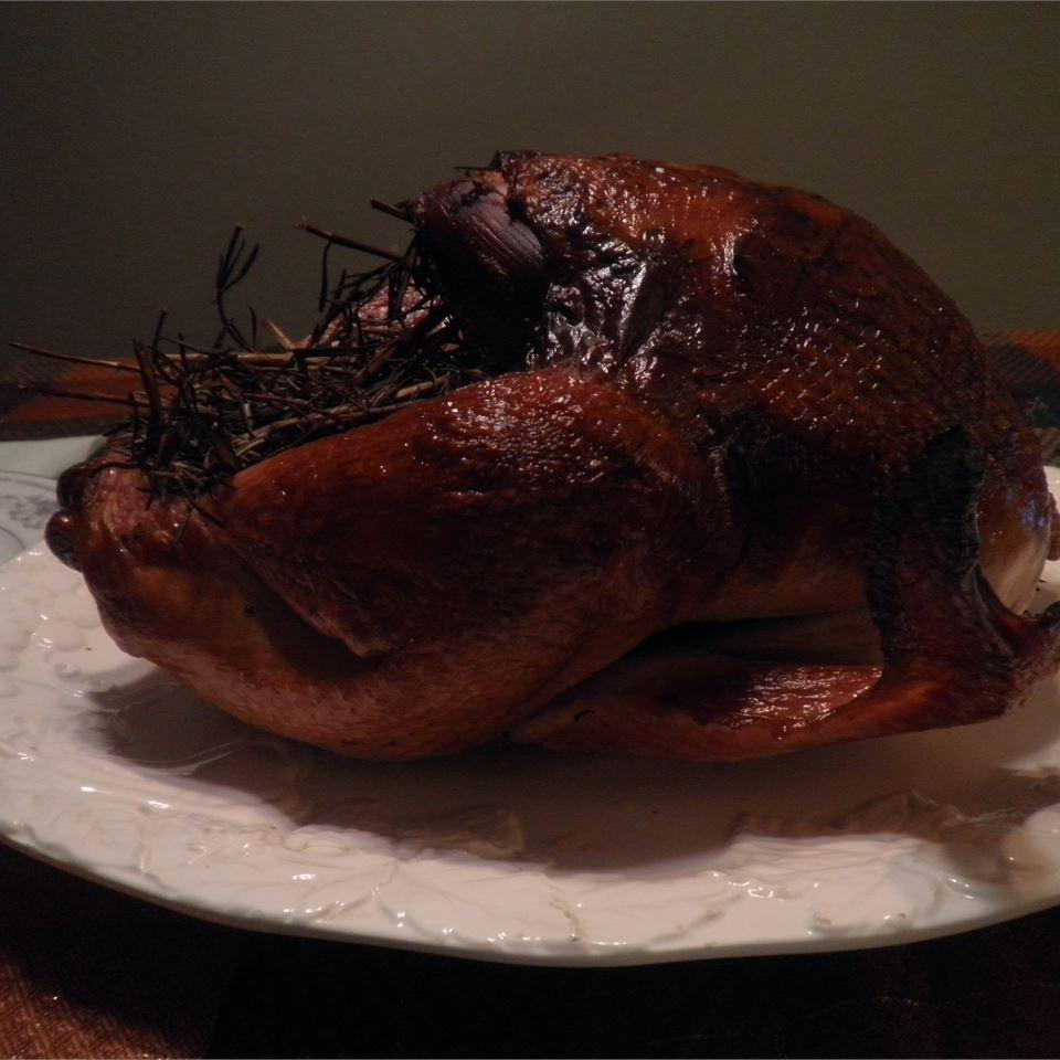 Honey Smoked Turkey grail