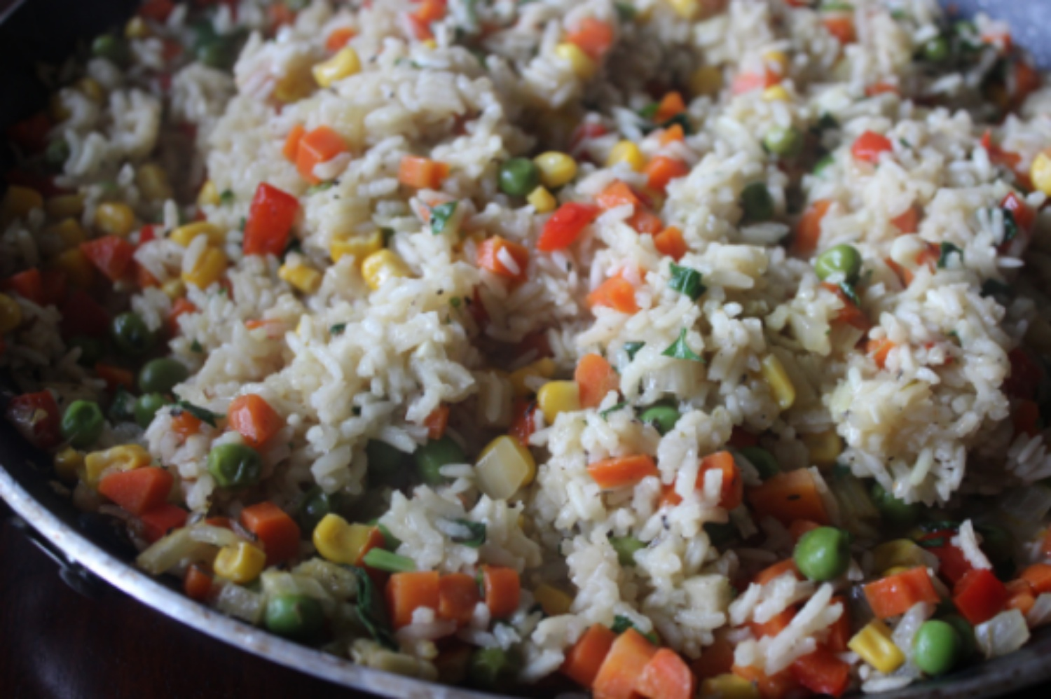 Awesome Rice Pilaf