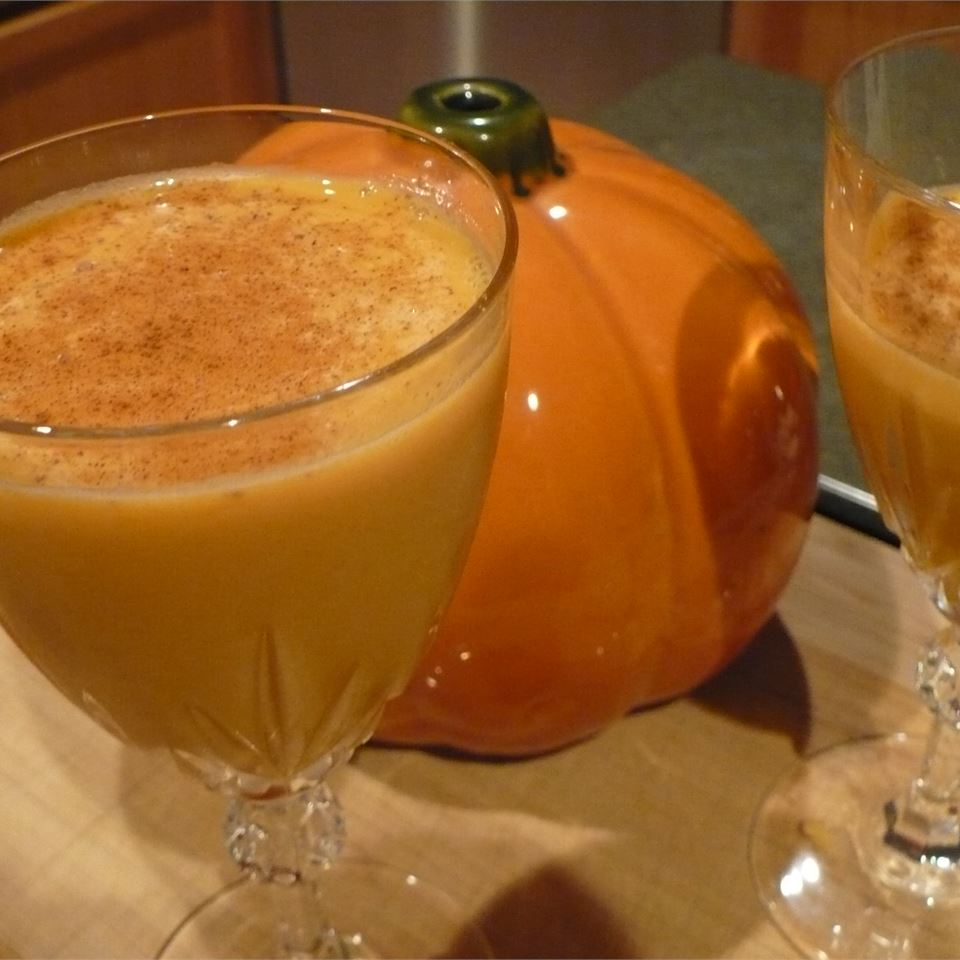 Pumpkin Spice Martini SweetBasil