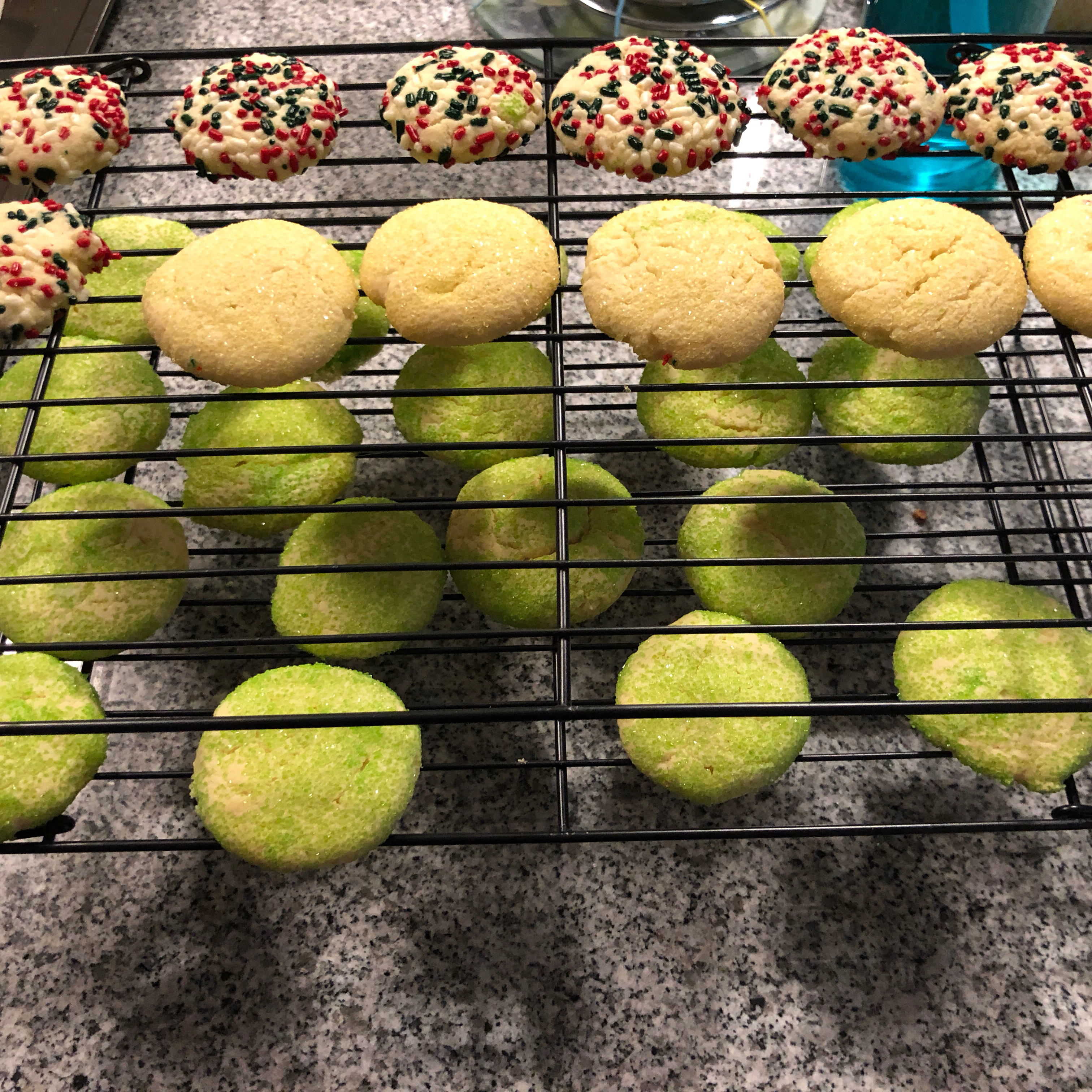 Powdered Sugar Cookies III