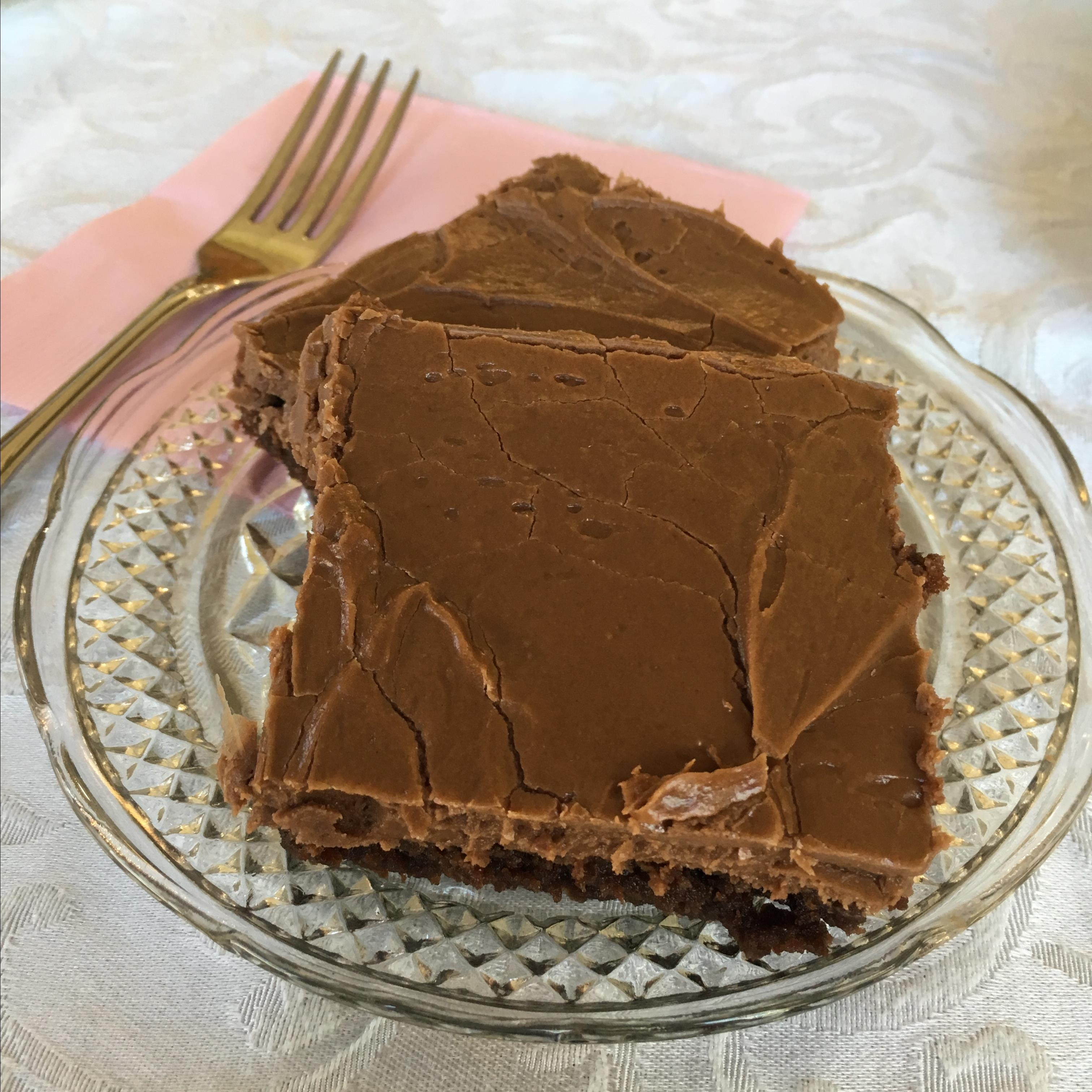 Texas Chocolate Frosting