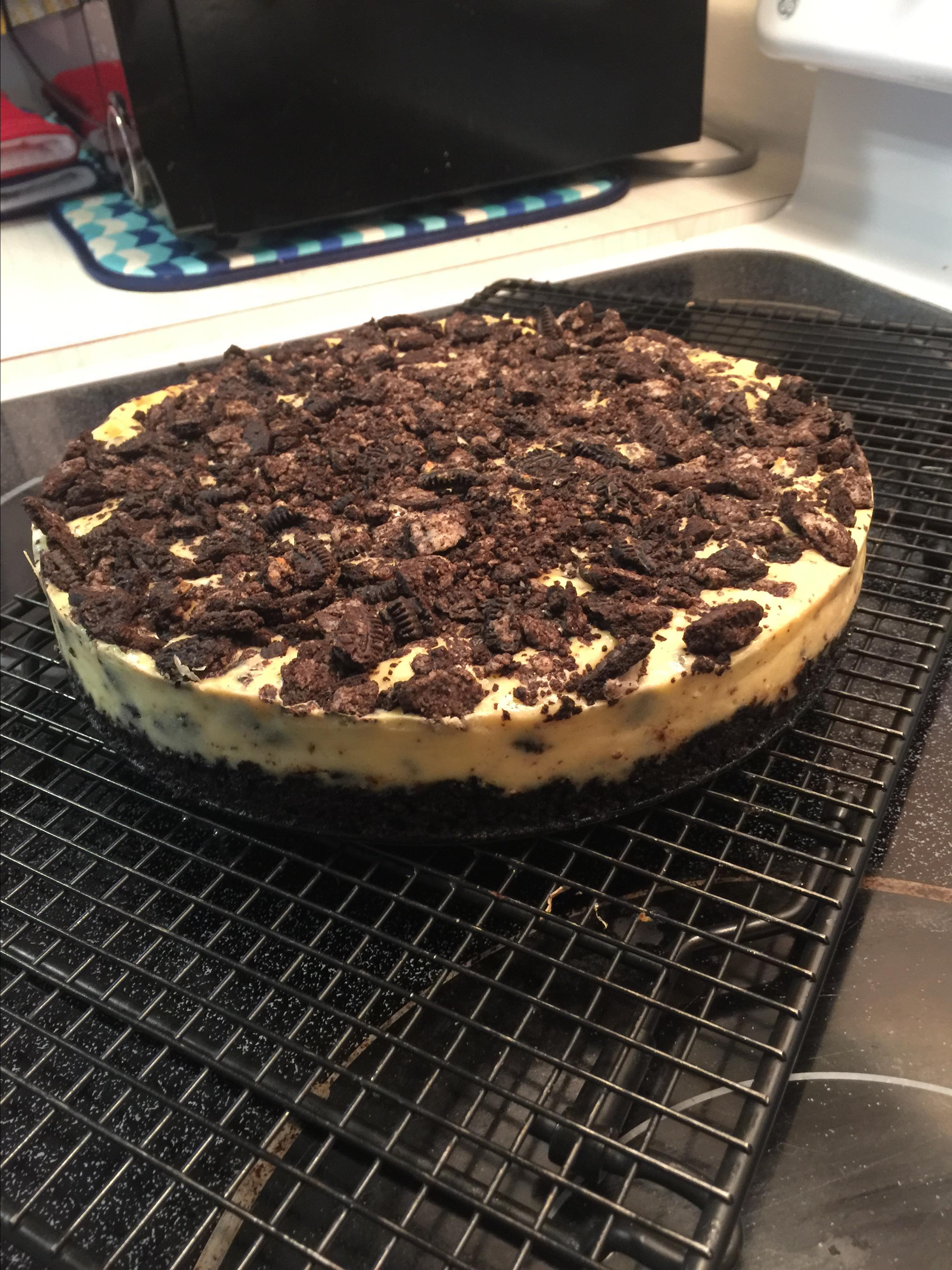 Easy PHILLY OREO Cheesecake Marc Seifert
