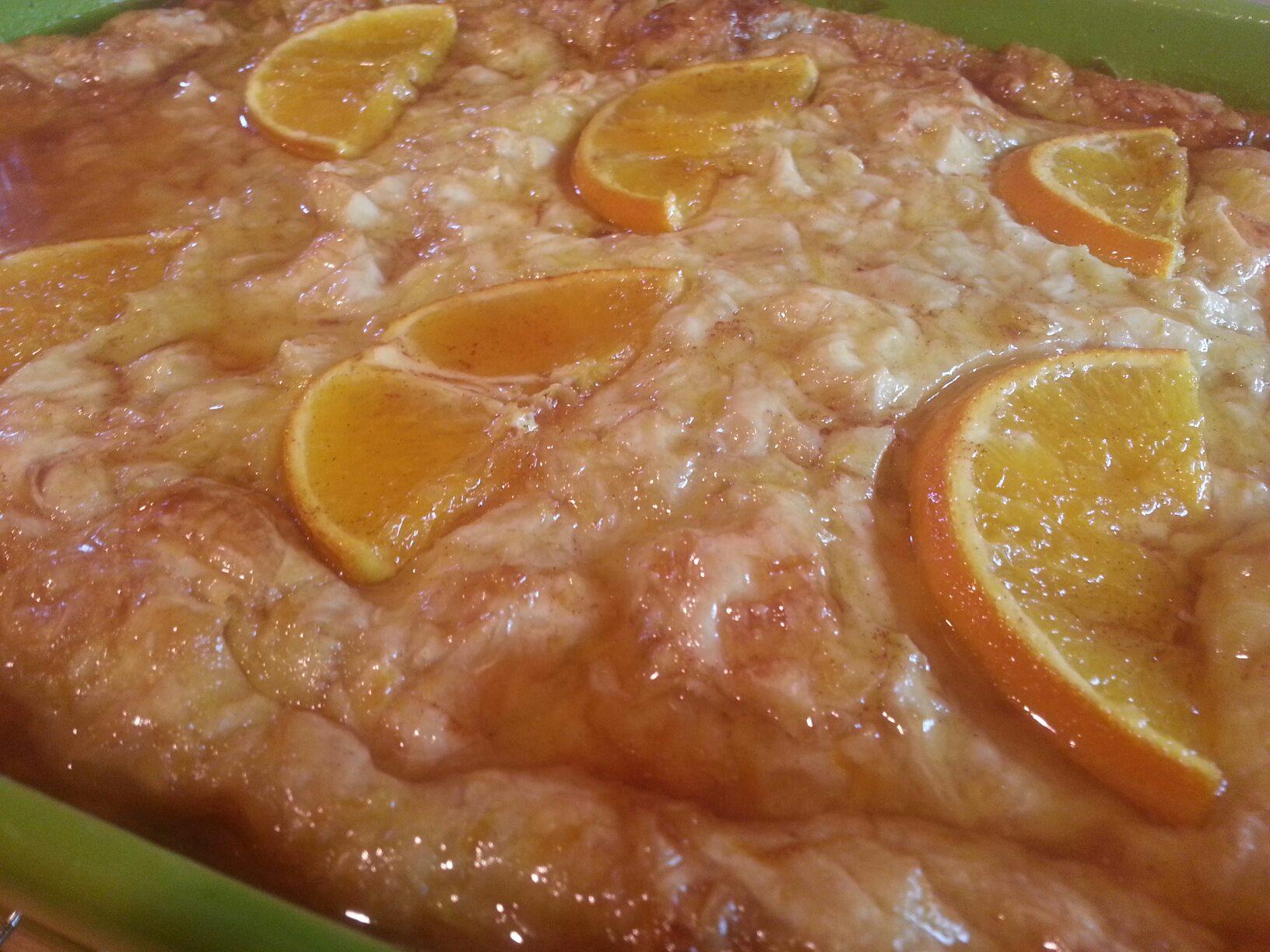 Portokalopita (Greek Orange Phyllo Cake) Syd