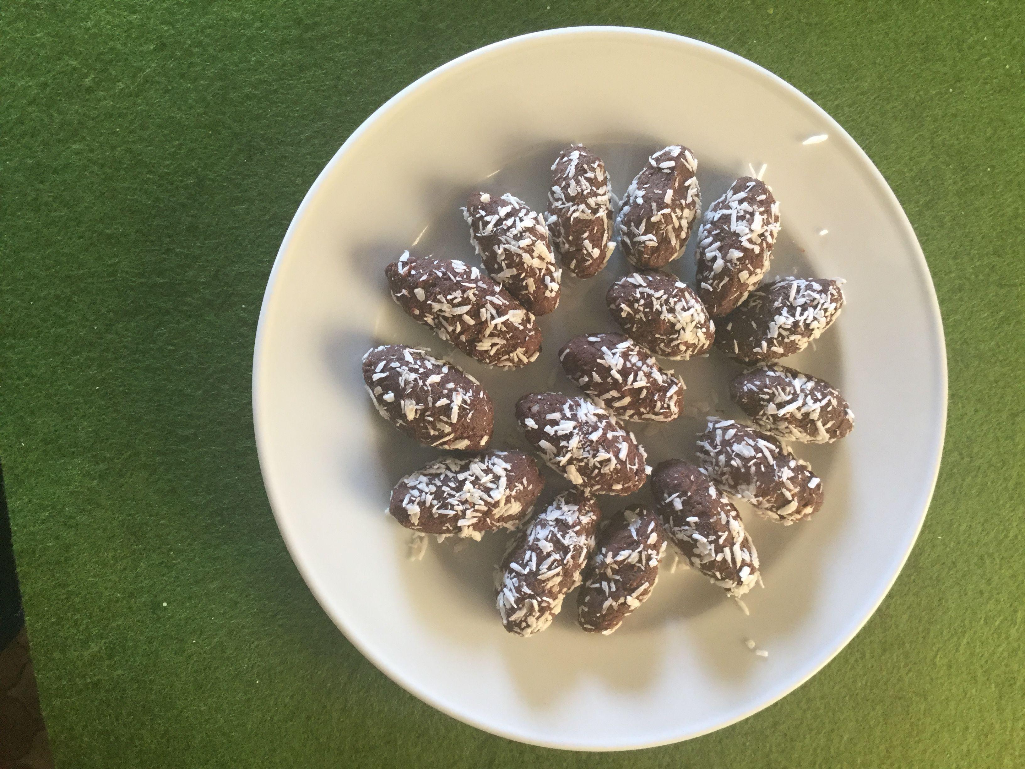 Homemade Chocolate Easter Eggs