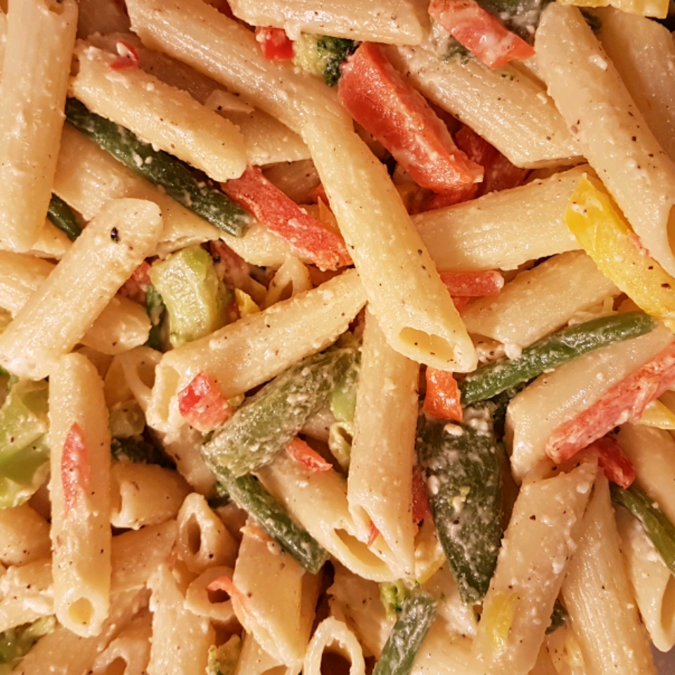 Penne Pasta Salad Mercedes Meza