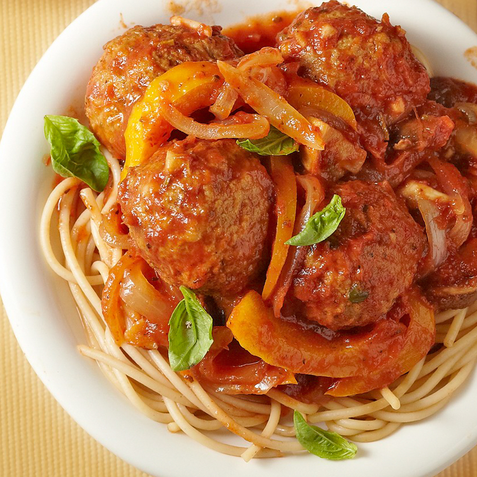 Ultimate Spaghetti and Meatballs Trusted Brands