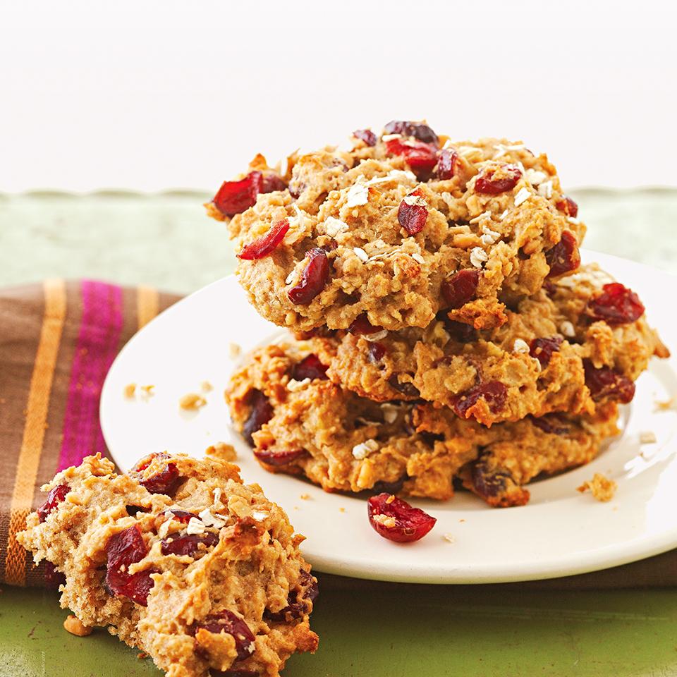 Banana-Oat Cookies Diabetic Living Magazine