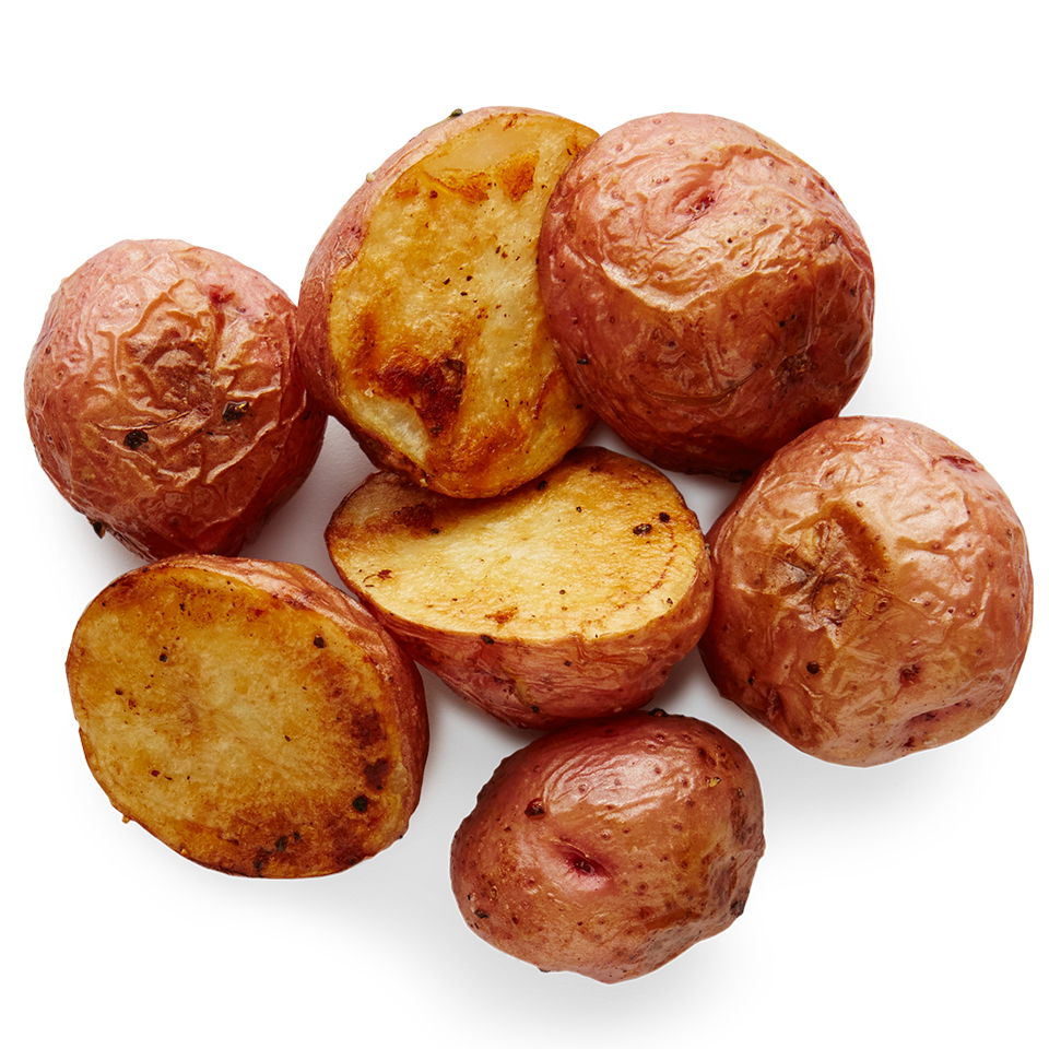 Roasted Red-Skinned Potatoes Diabetic Living Magazine