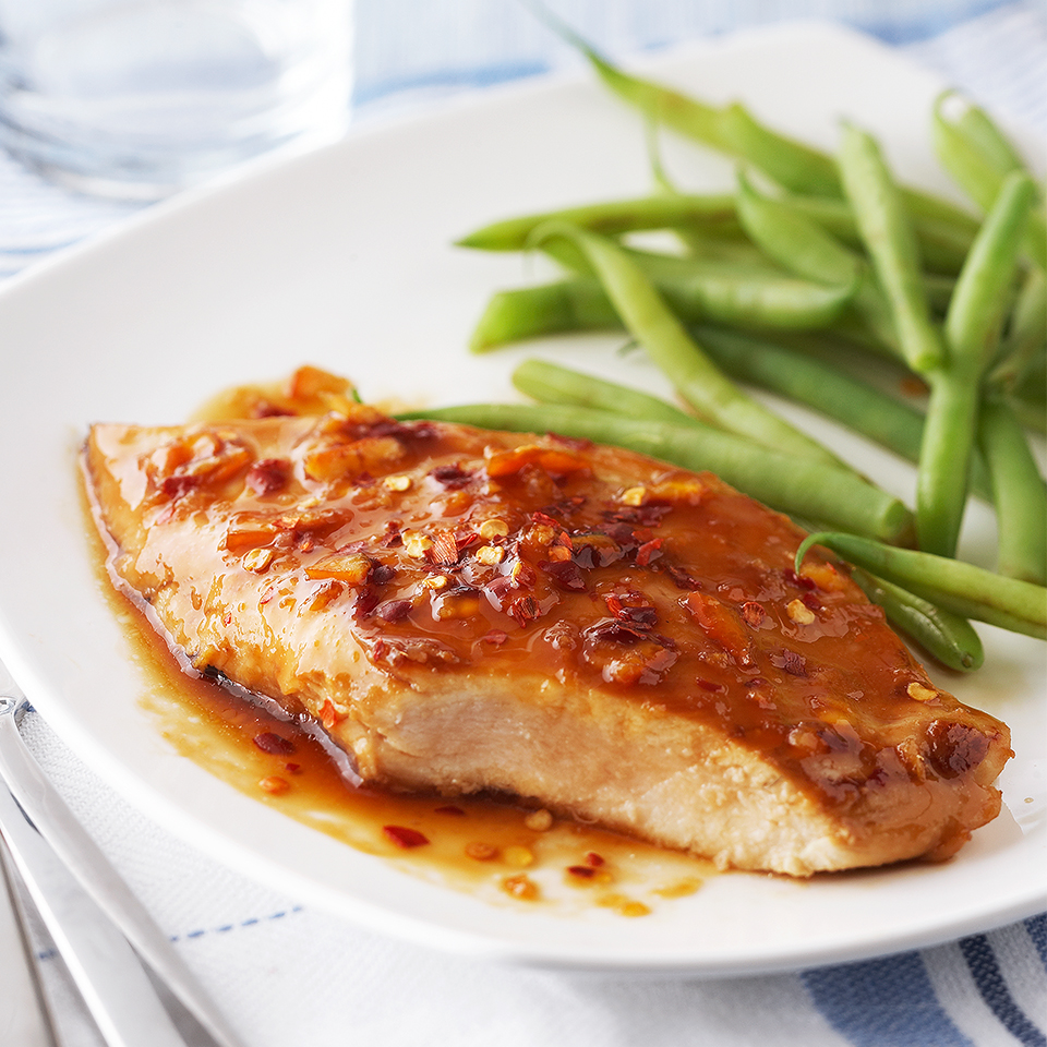 Spicy Ginger Marinated Chicken Trusted Brands