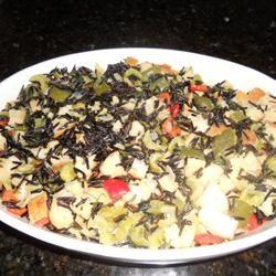 Wild Rice Stuffing for Turkey JADZIA