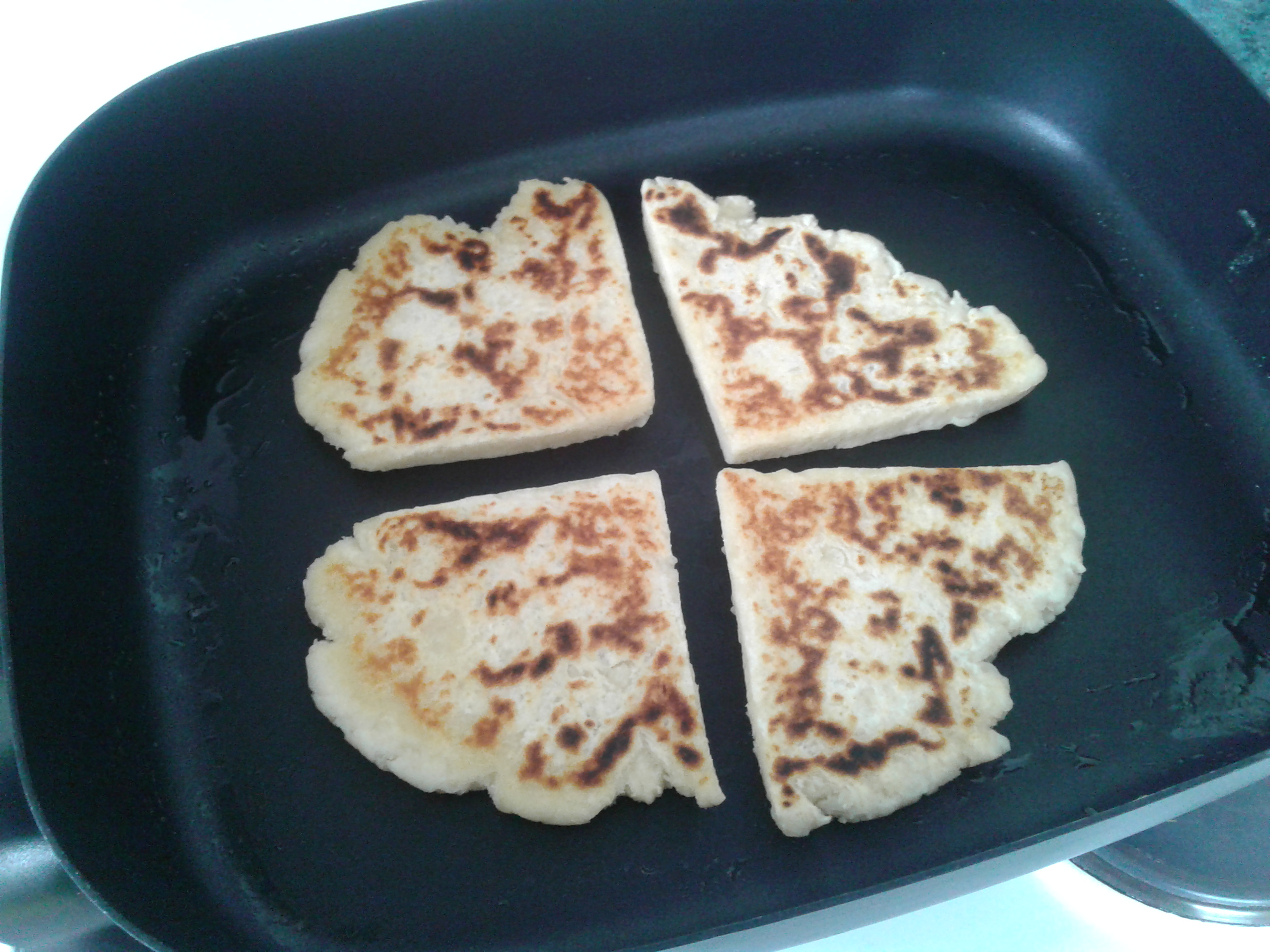Irish Potato Farls Ita