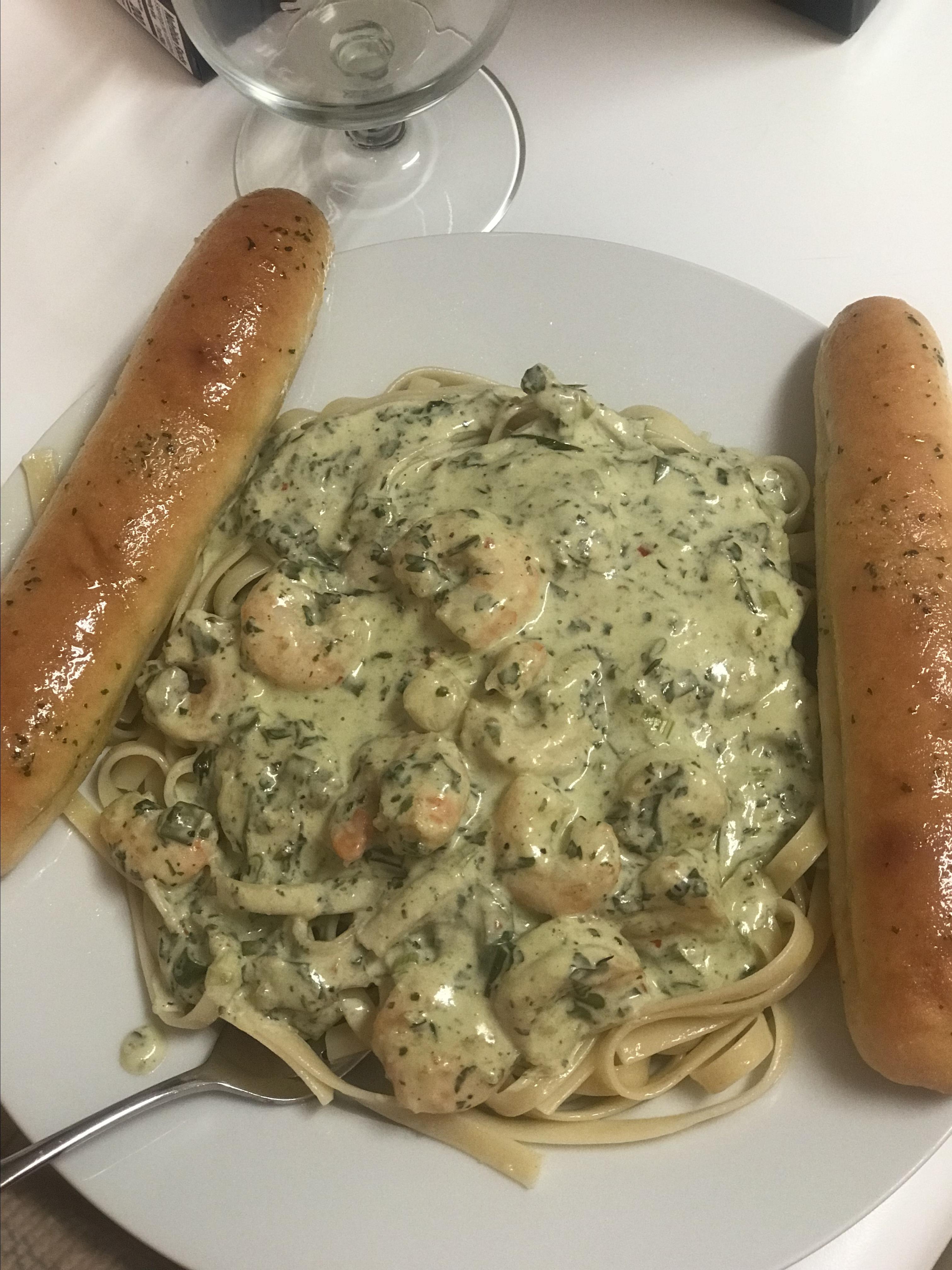 Cajun Seafood Pasta Raneesha Thurman