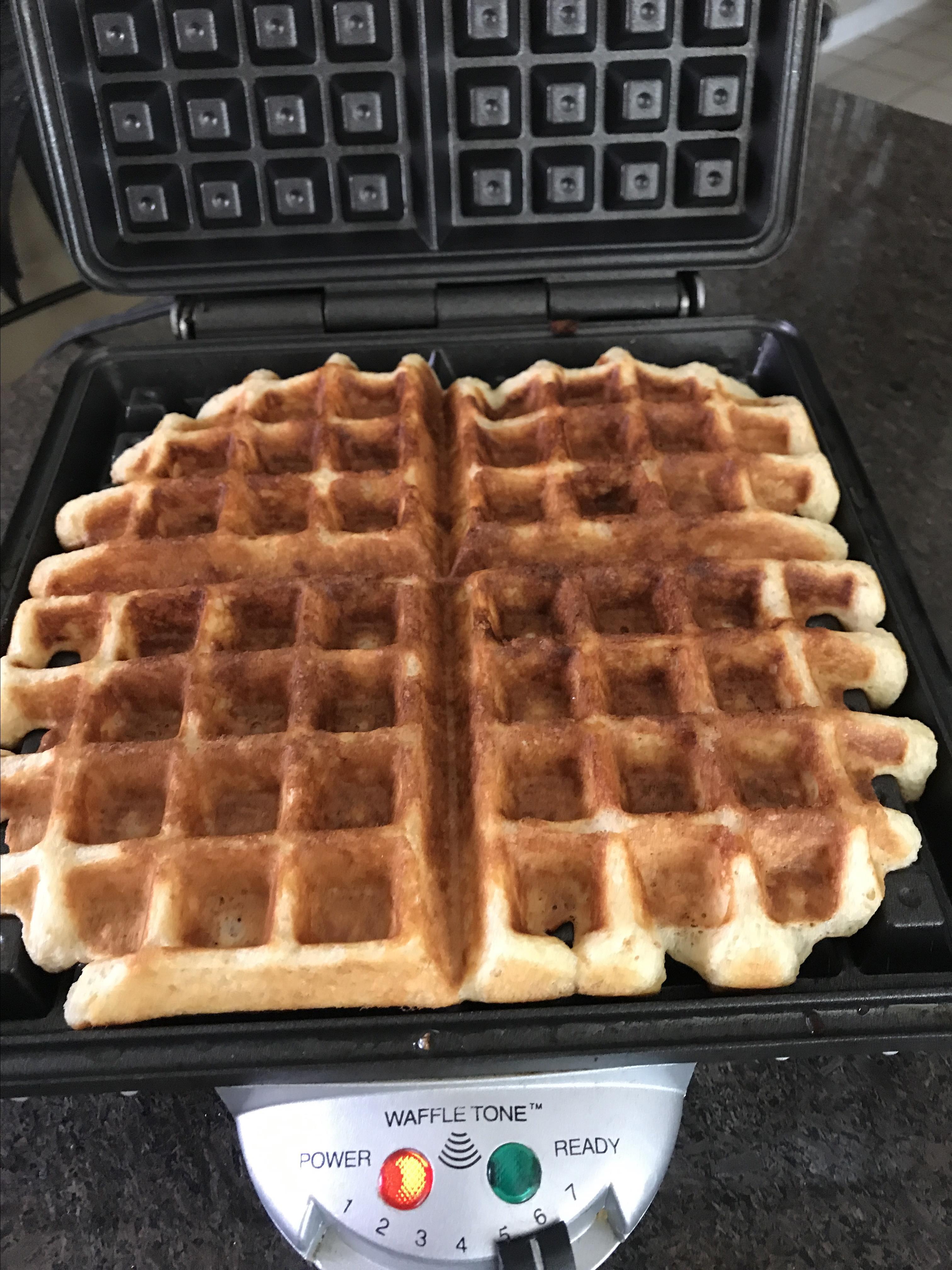 Buttermilk Waffles Peggy Ott