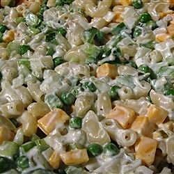 cheddar and macaroni salad recipe