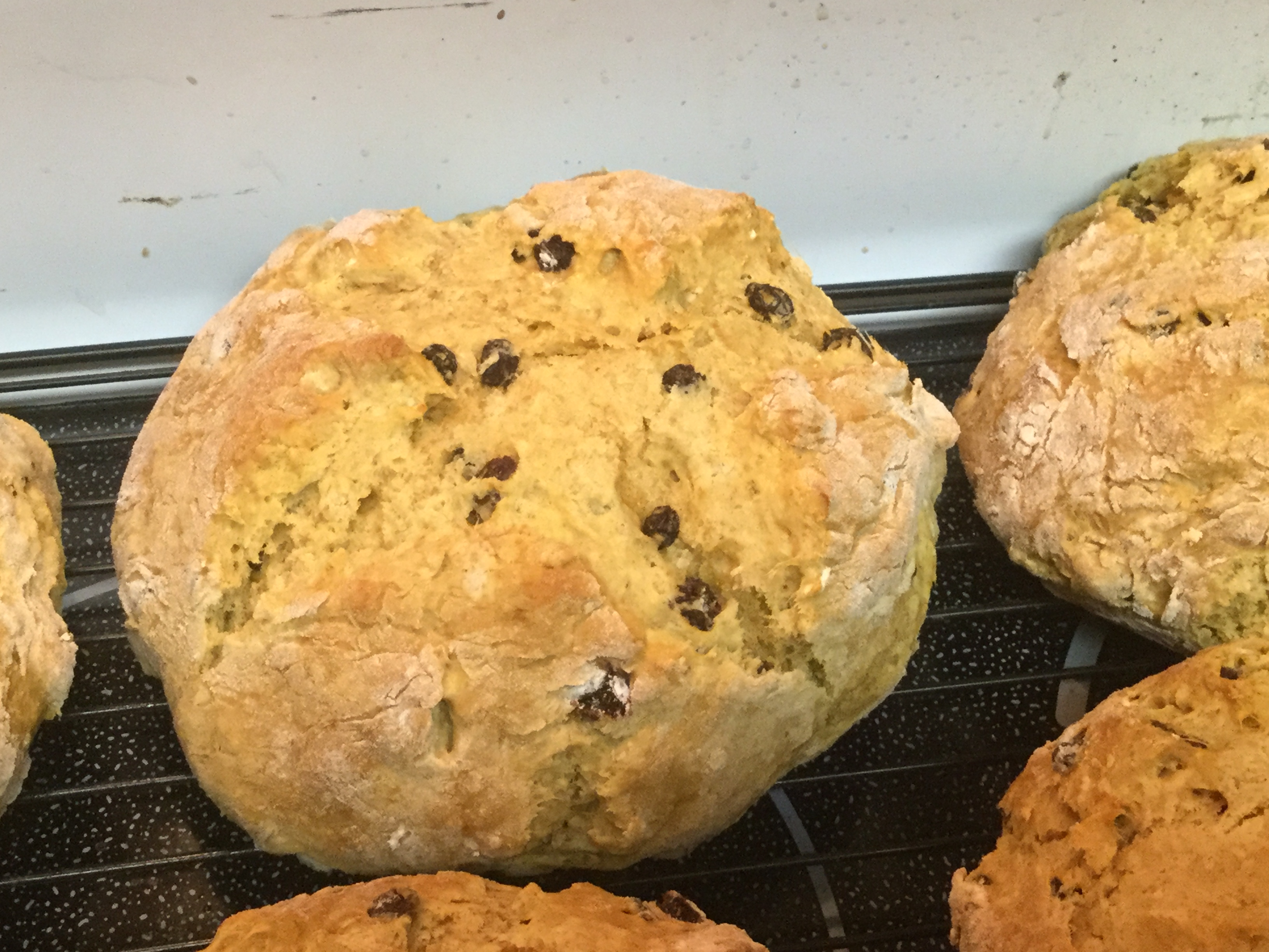 Chef John's Irish Soda Bread Catmother MissKitty