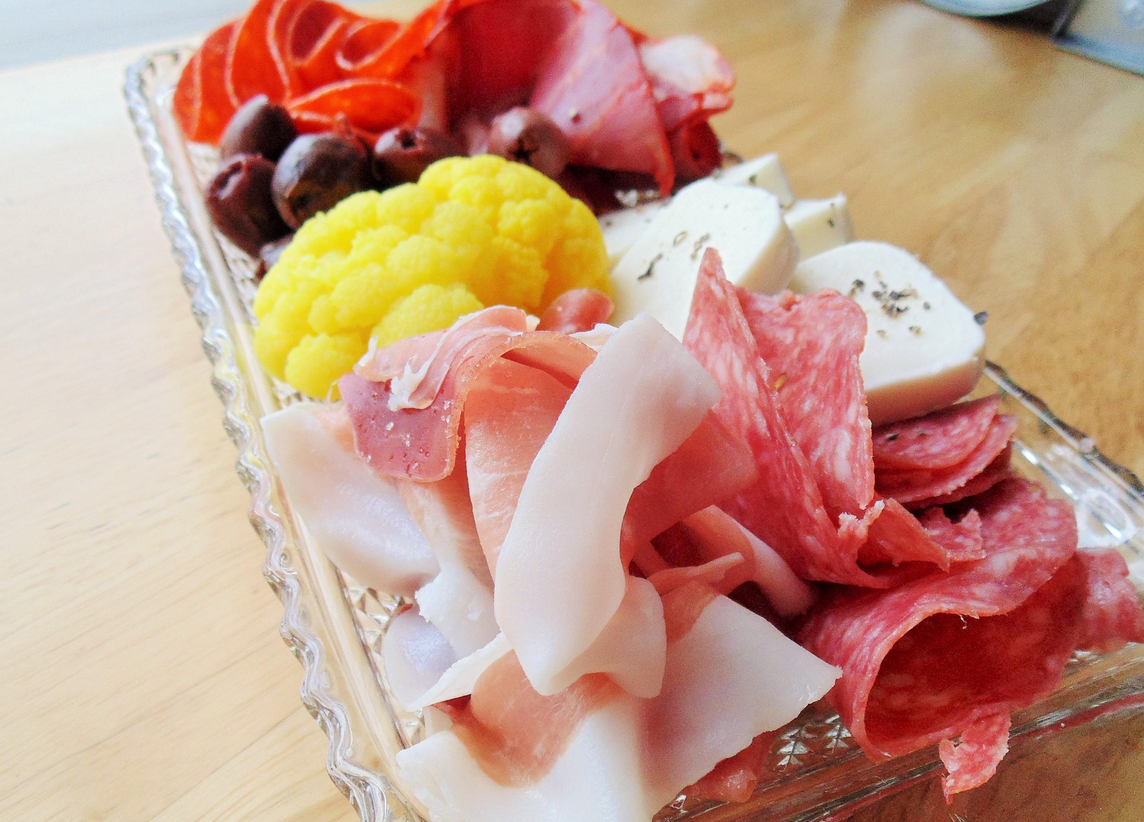Antipasto Platter from Margherita® Meats Margherita Meats