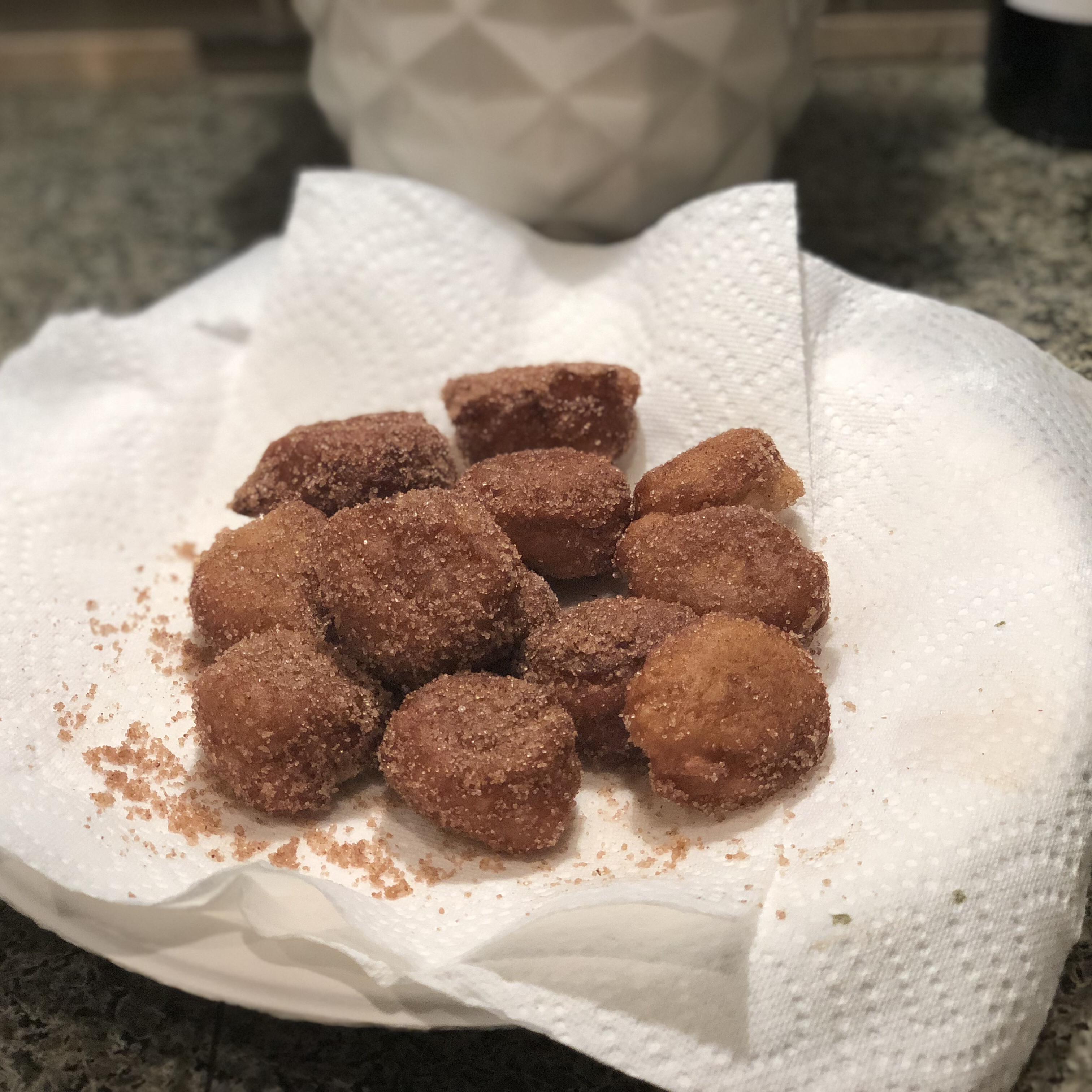 Gluten-Free Donuts desshia