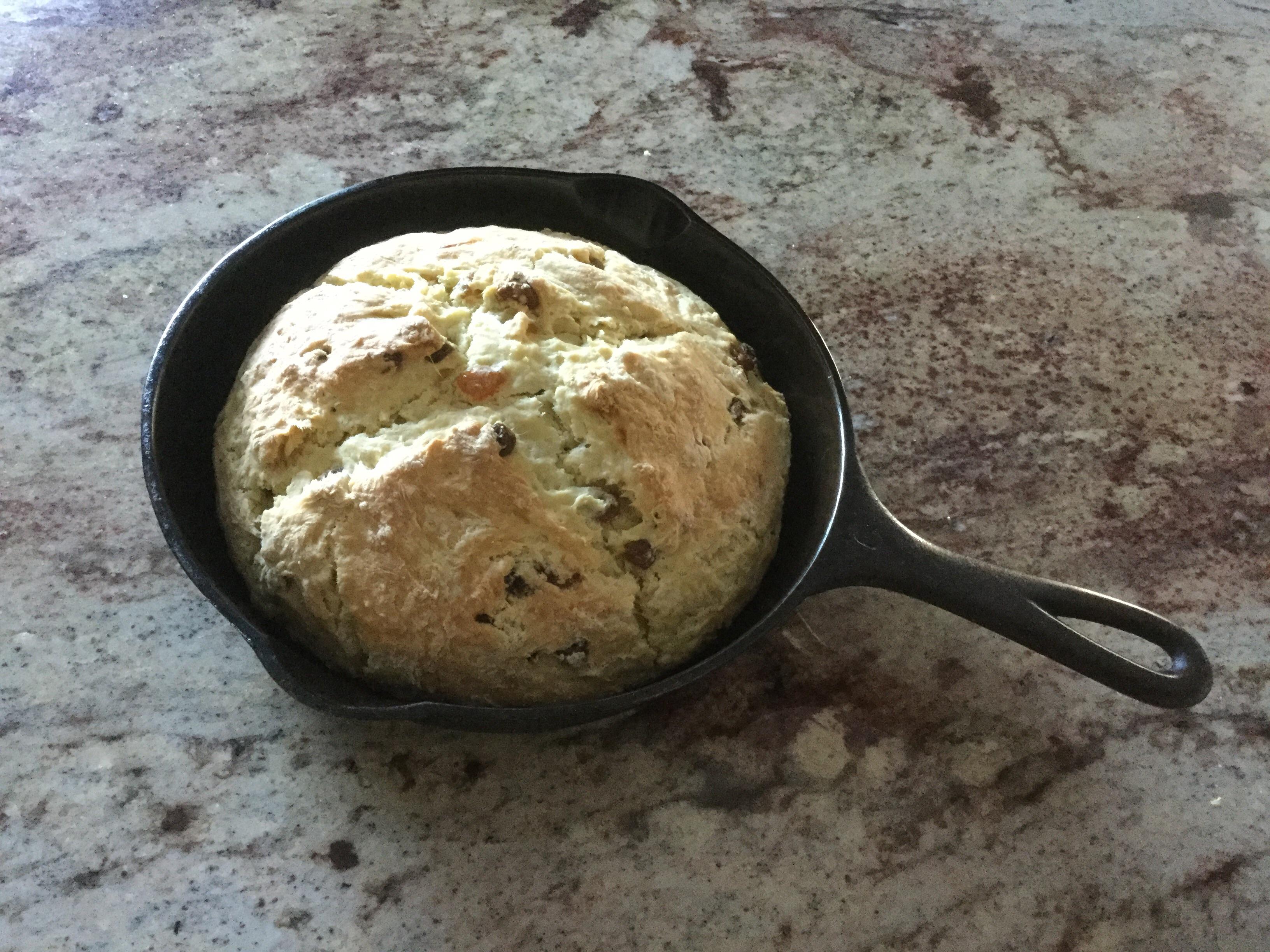 Grandpa McAndrew's Irish Soda Bread Ruth Mania