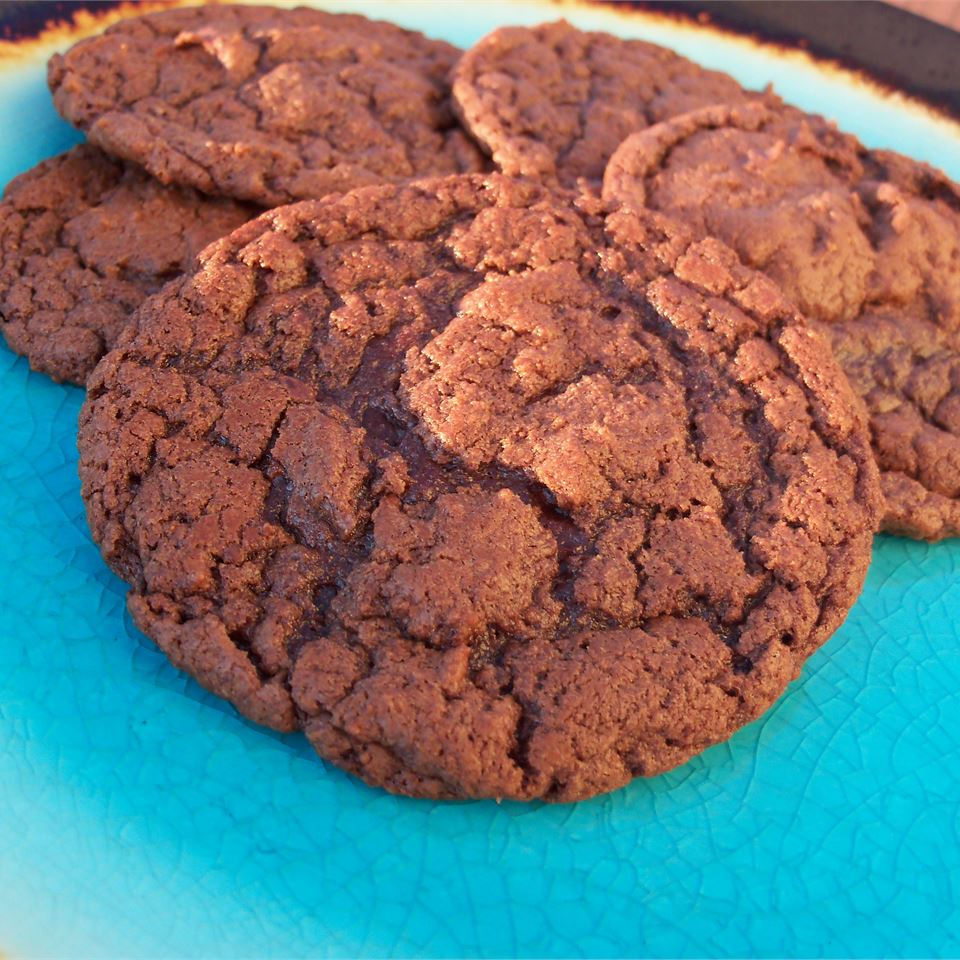 Chocolate-Hazelnut Spread Cookies mommascookin