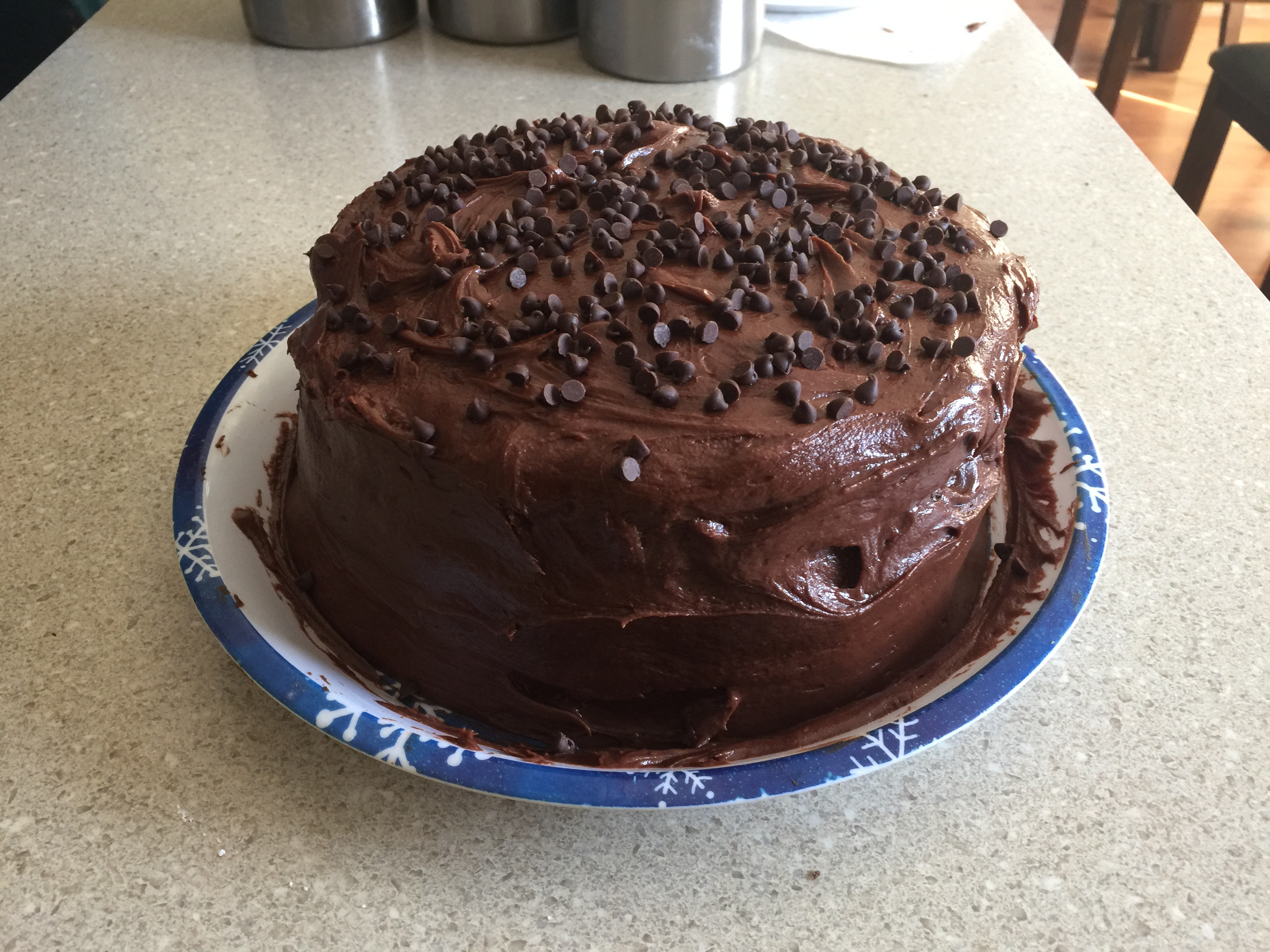 Caroline's Chocolate Fudge Frosting