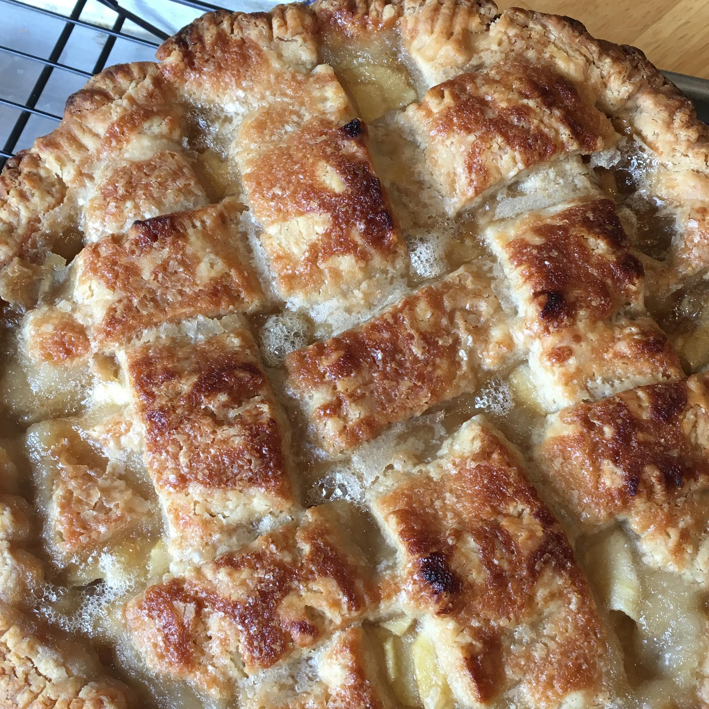 Ruth's Grandma's Pie Crust