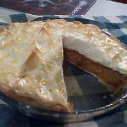 Grandaddy's Sweet Potato Meringue Pie