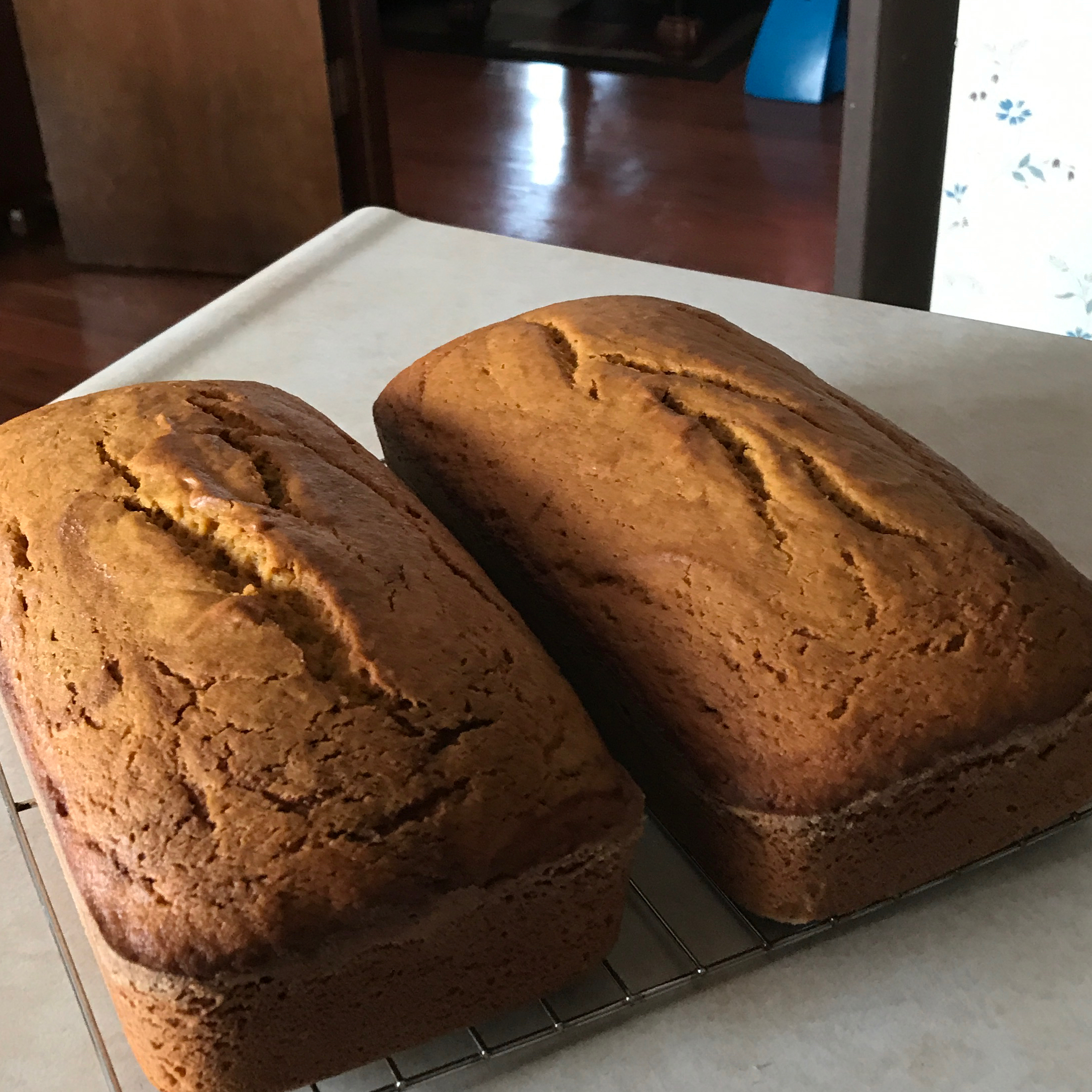 Pumpkin Bread IV