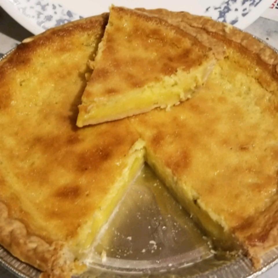 Chef John's Buttermilk Pie Amber Cox