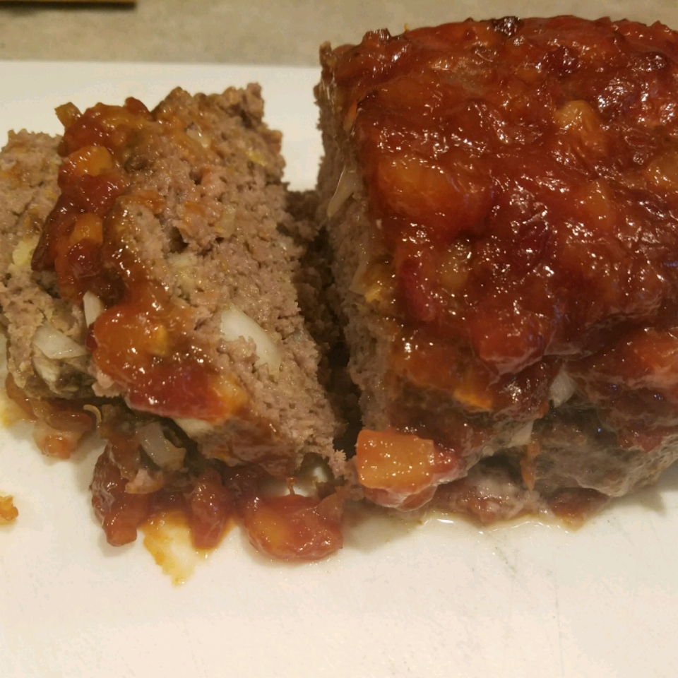 Best Meatloaf in the Whole Wide World! Marcia Monckton