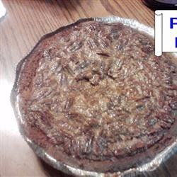 Easy Pecan Pie Jessica Brancato-Montanaro