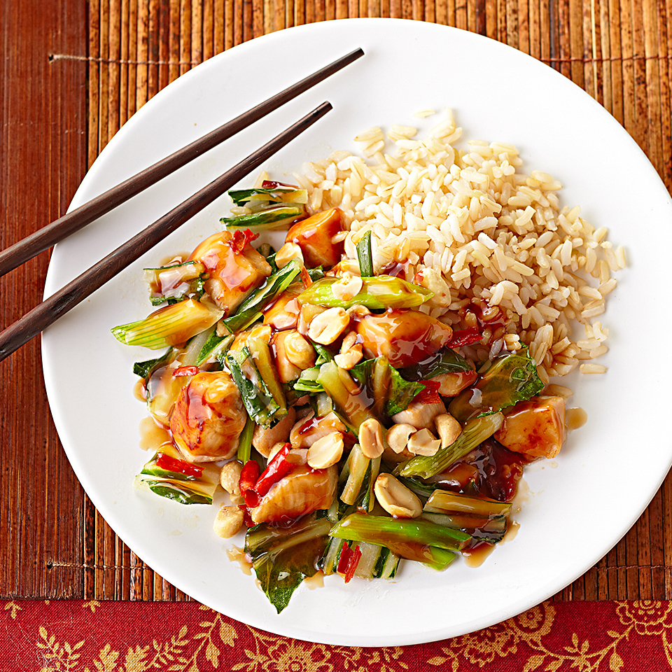 Kung Pao Chicken Diabetic Living Magazine