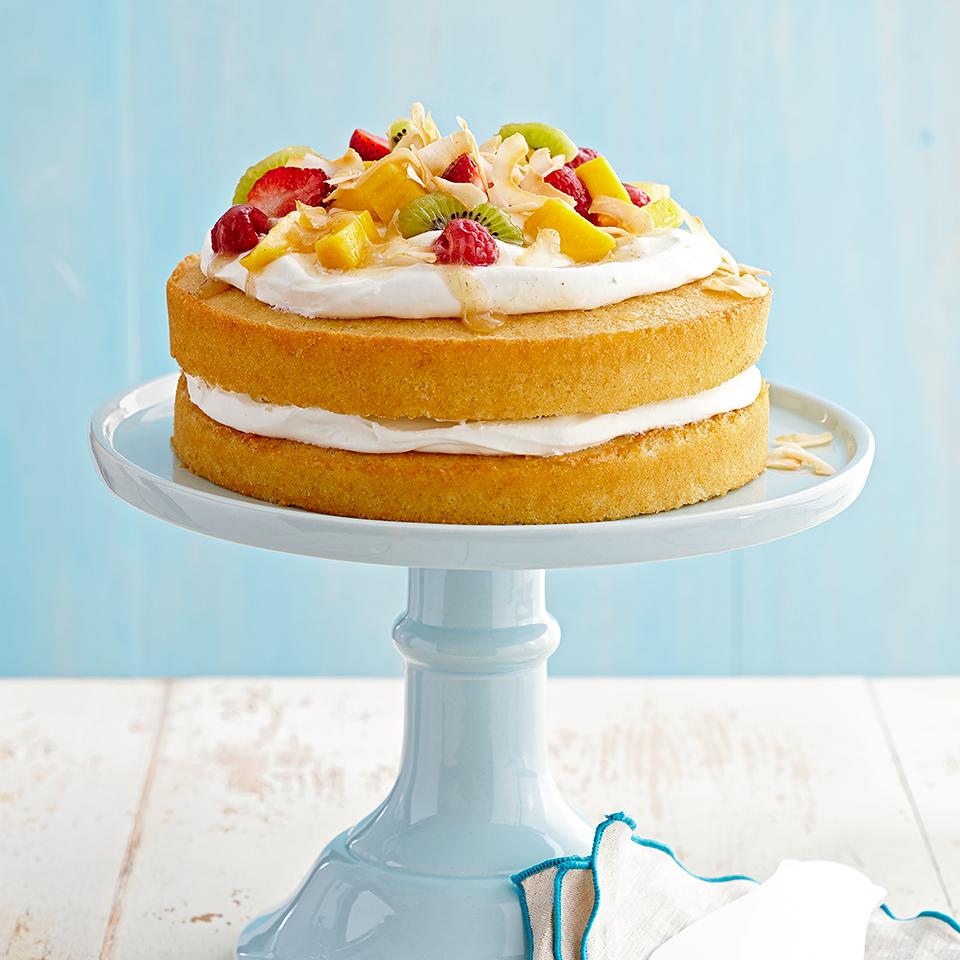 Vanilla Cake Allrecipes Trusted Brands