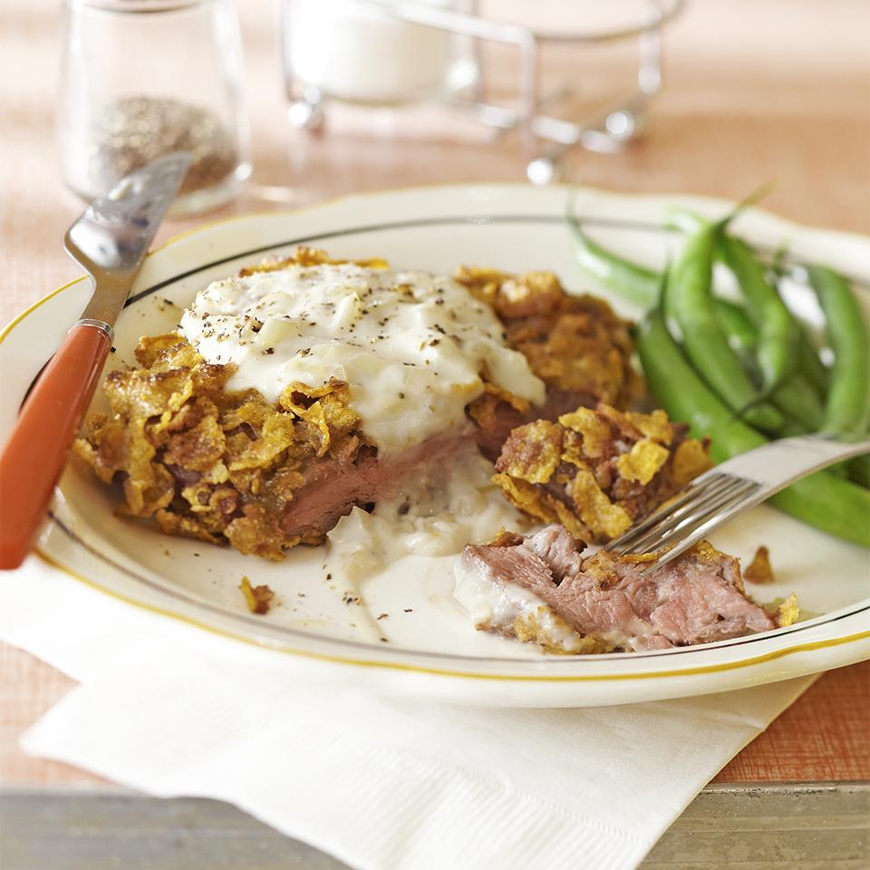 Chicken Fried Steak Diabetic Living Magazine