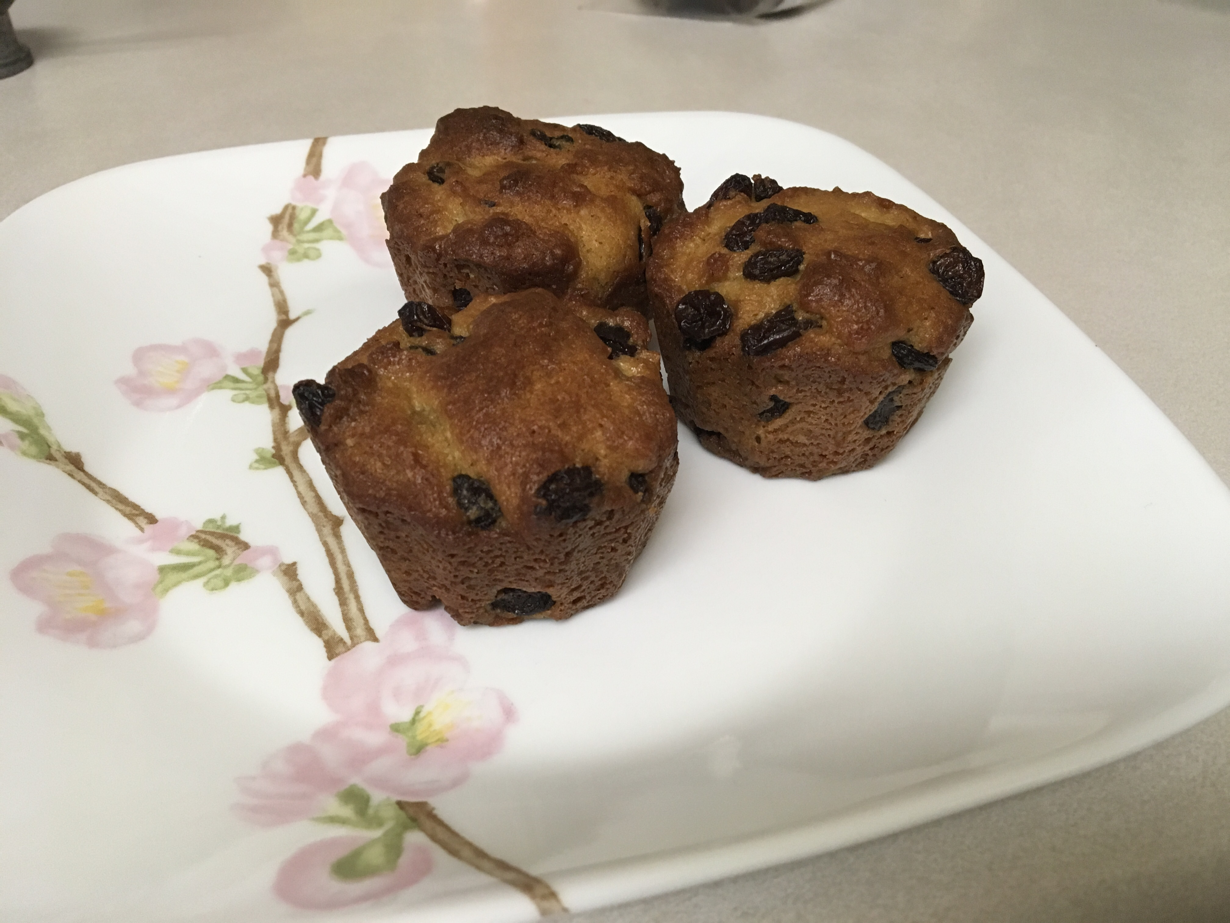 Butter Tart Muffins yoursonly77