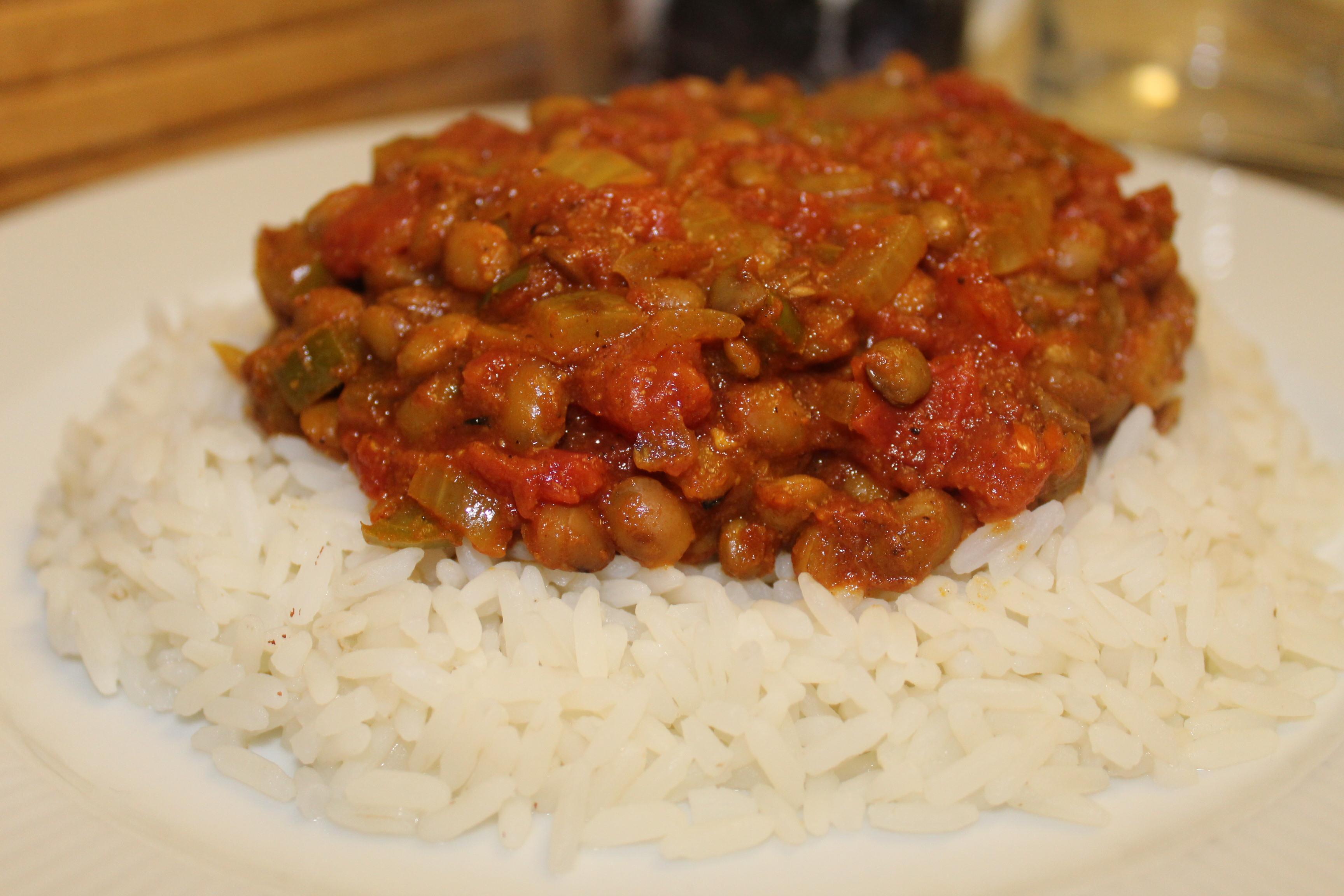 Vegan Green Lentil Curry AllrecipesPhoto
